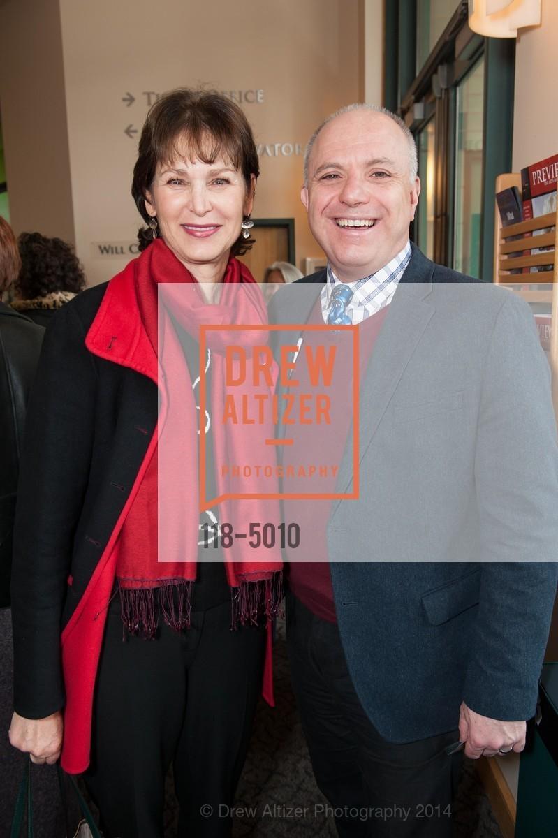 Julie Kaufman, Phil Santora, Photo #118-5010