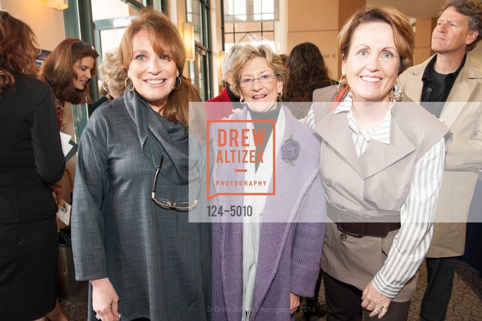 Barbara Shapiro, Susan Matthews, Anne Mozzo, Photo #124-5010