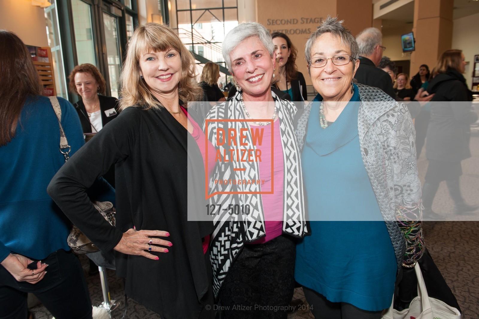 Holly Ward, Anne Hambly, Lisa Webster, Photo #127-5010