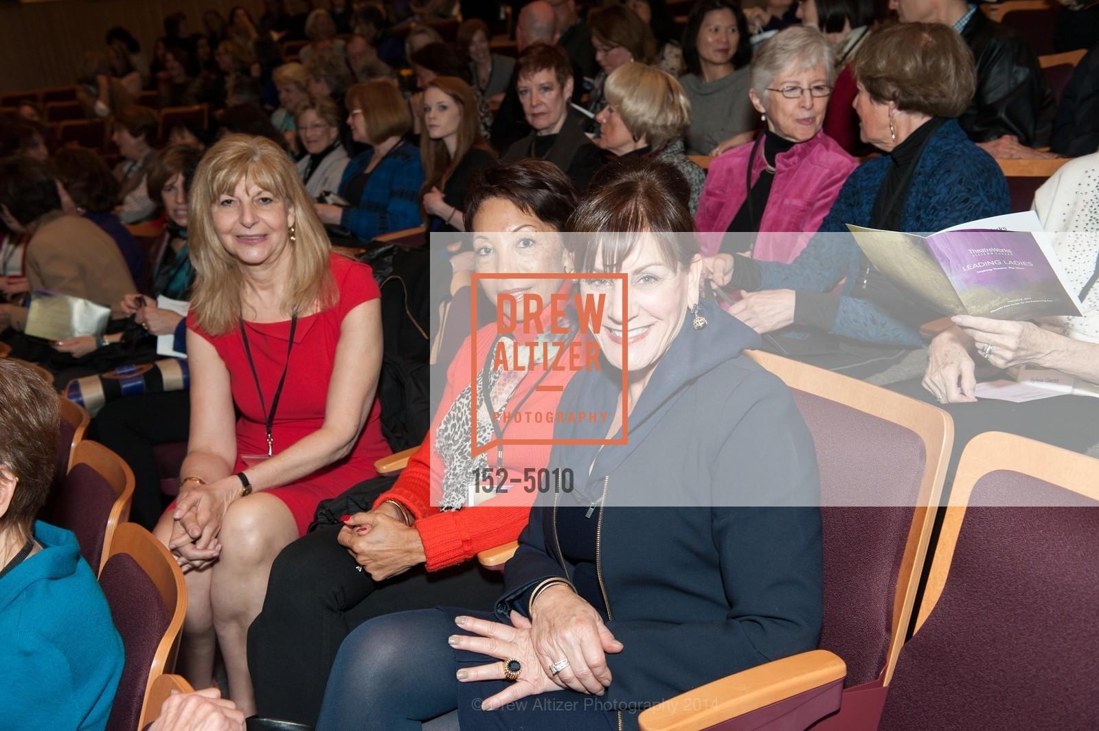 Judy Heyboer, Caretha Coleman, Marianne Jackson, Photo #152-5010