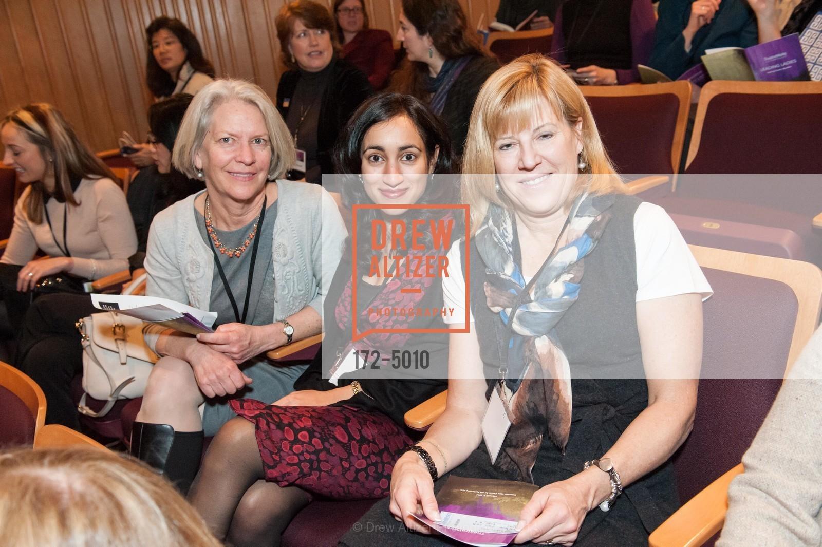 Nanette Stringer, Pallavi Homan, Clari Nolet, Photo #172-5010