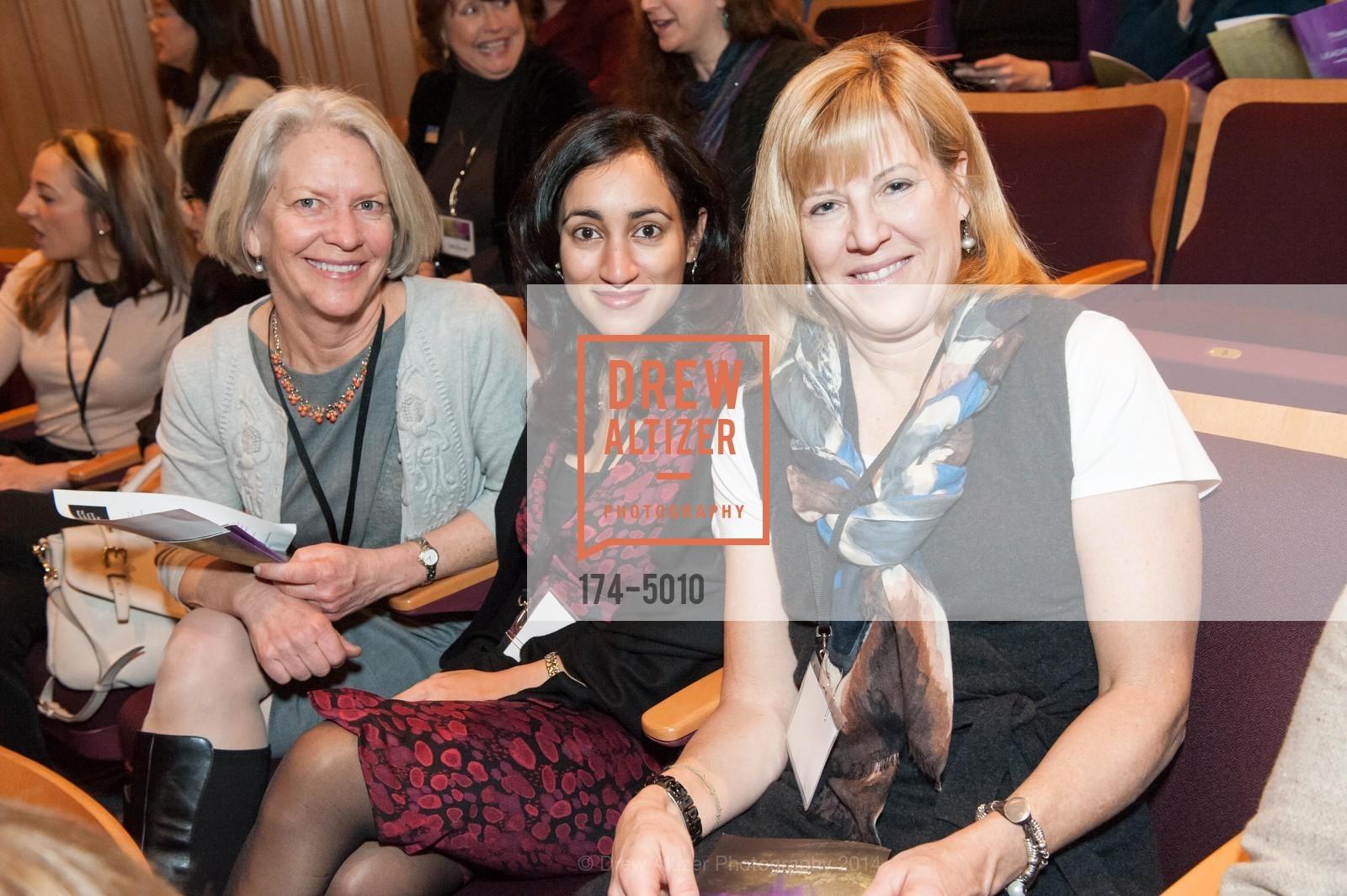 Nanette Stringer, Pallavi Homan, Clari Nolet, Photo #174-5010