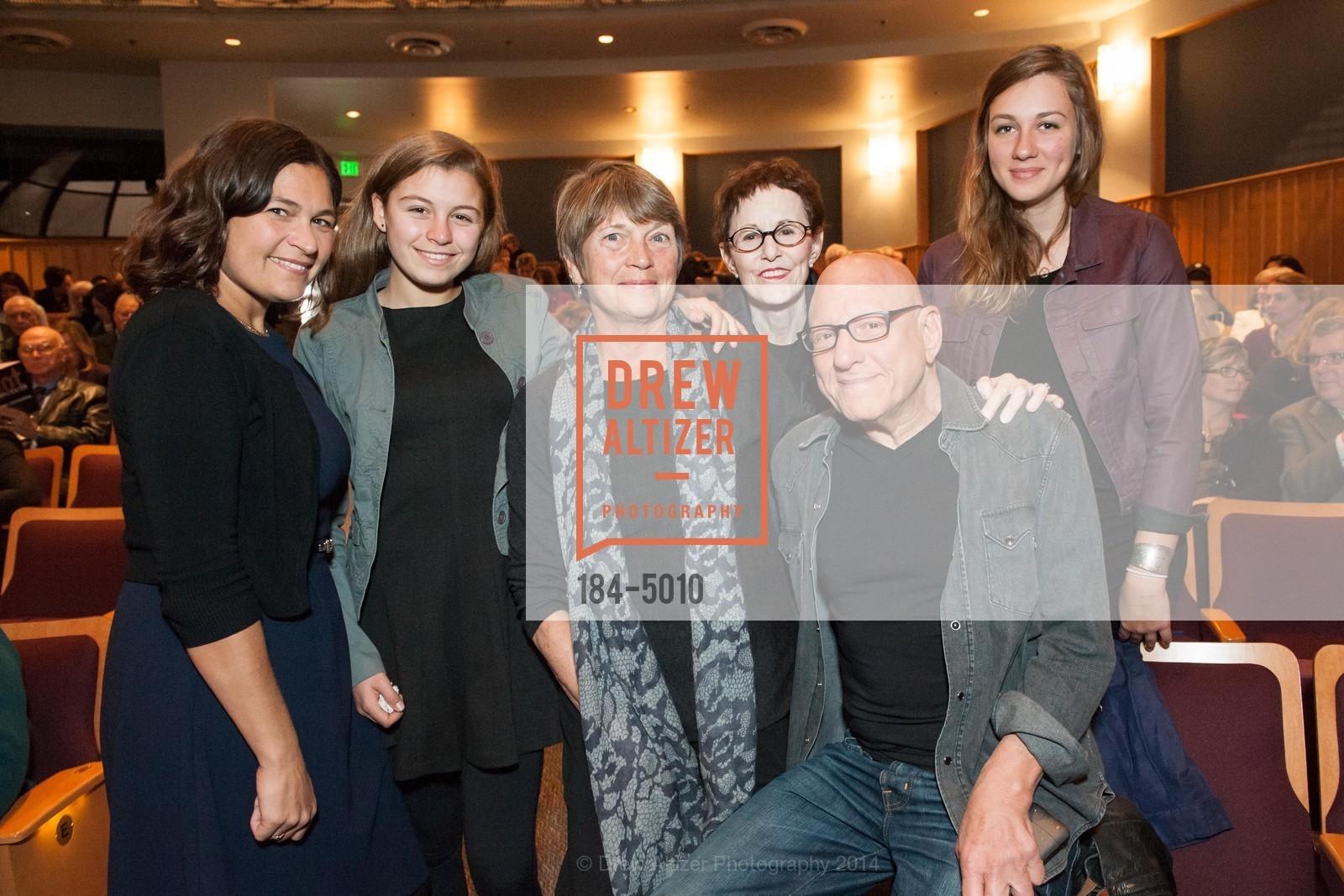 Regan Pritzker, Maya Olin, Susan Pritzker, Linda Bryant, Nick Pritzker, Margaux Robilliard, Photo #184-5010