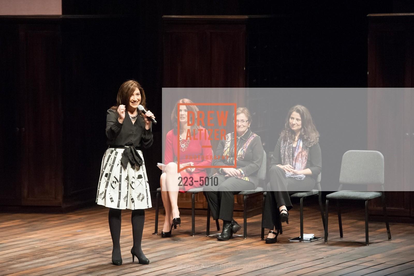 Randi Zuckerberg, Jenny Dearborn, Ann Bowers, Natalie Batalha, Photo #223-5010