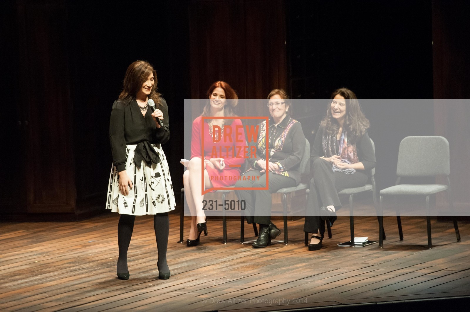 Randi Zuckerberg, Jenny Dearborn, Ann Bowers, Natalie Batalha, Photo #231-5010