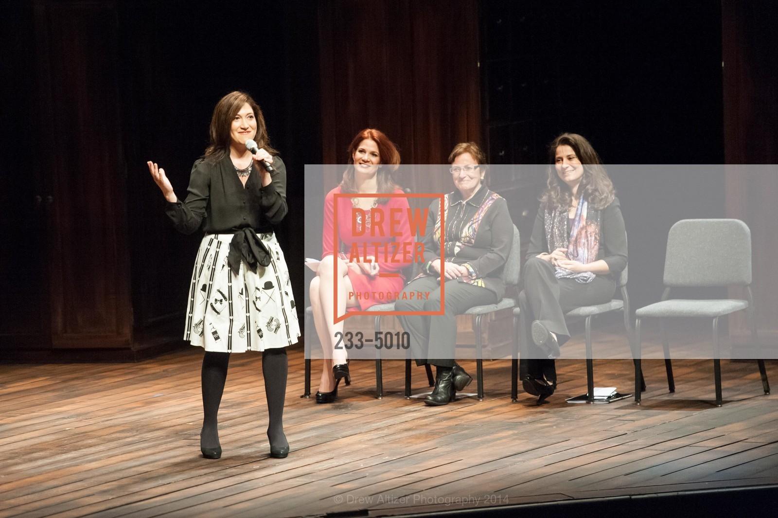 Randi Zuckerberg, Jenny Dearborn, Ann Bowers, Natalie Batalha, Photo #233-5010