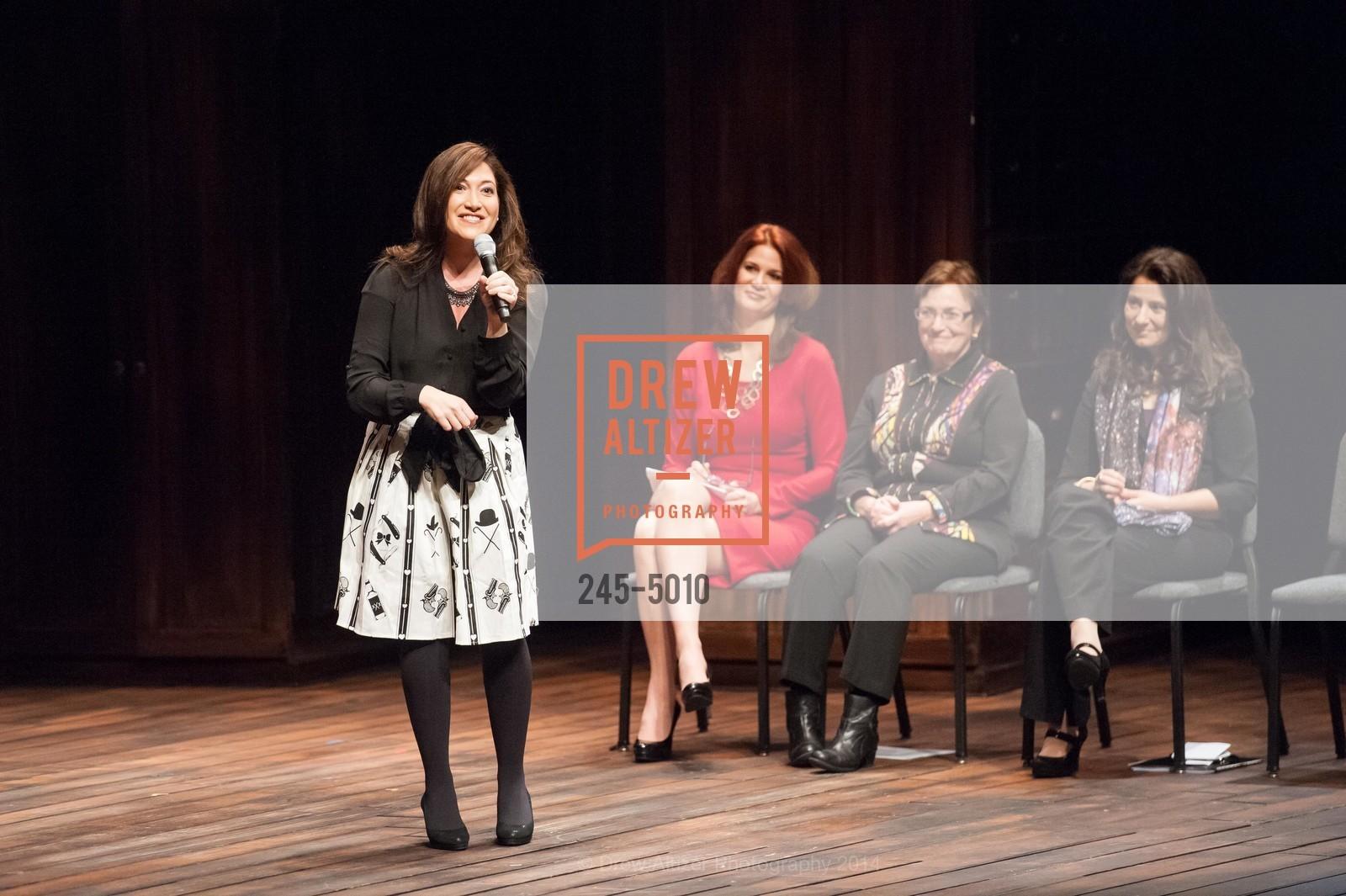 Randi Zuckerberg, Jenny Dearborn, Ann Bowers, Natalie Batalha, Photo #245-5010