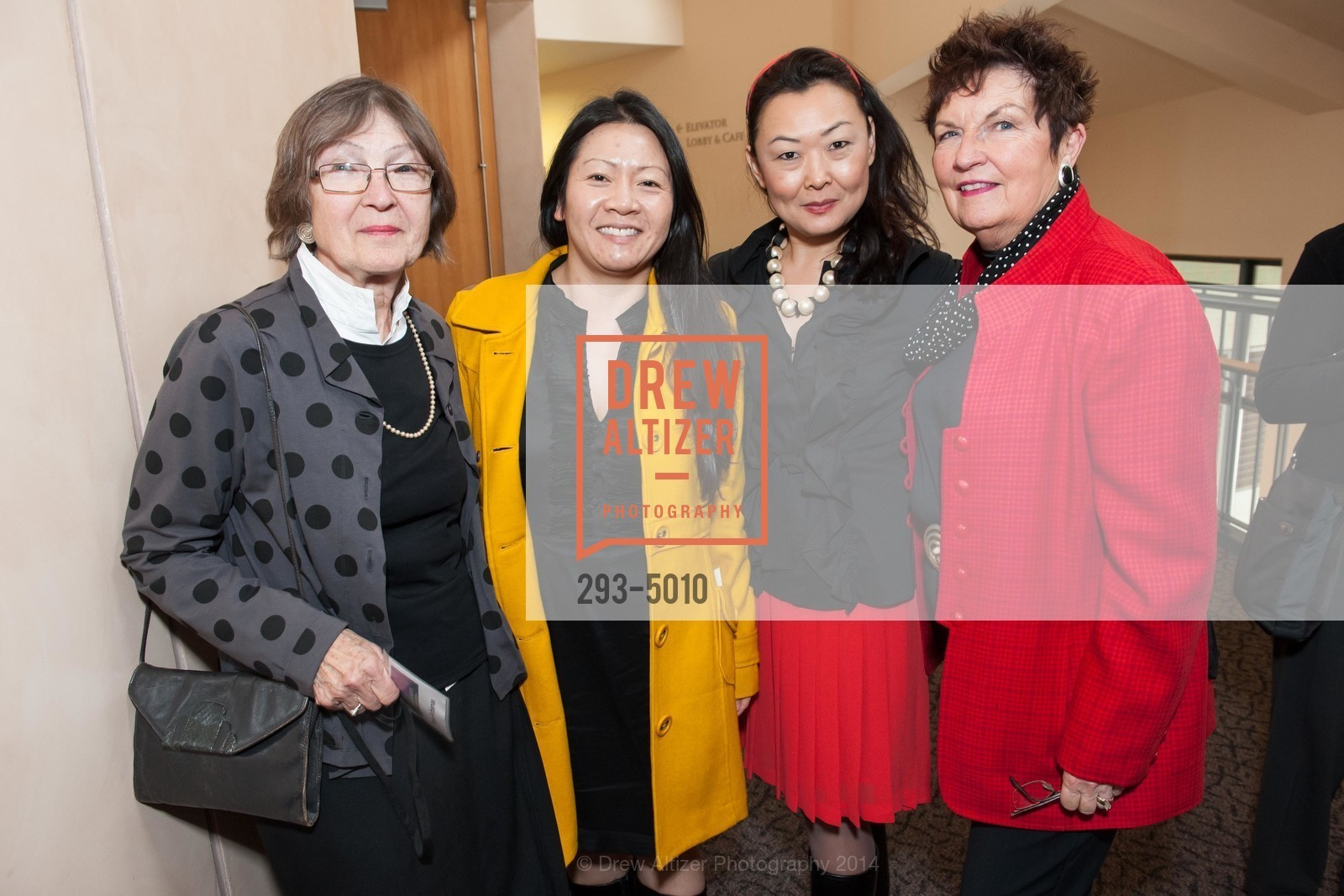 Rose Arbeni, Martha Chan, Svetlana Kim, Photo #293-5010