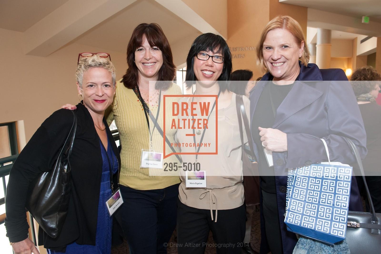 Deb Arnold, Brynna Donn, Maria Bigelow, Mary Alice Colen, Photo #295-5010