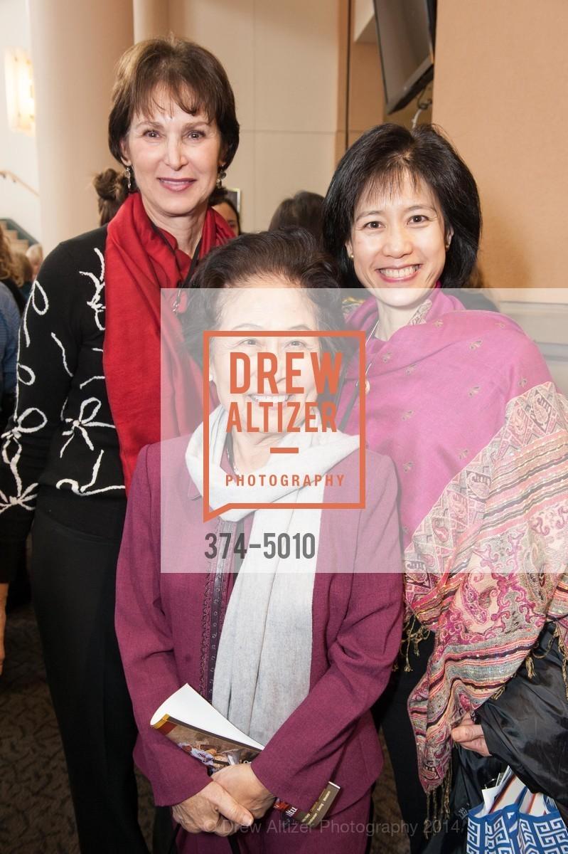 Julie Kaufman, Marciana Chang, Victoria Chang, Photo #374-5010