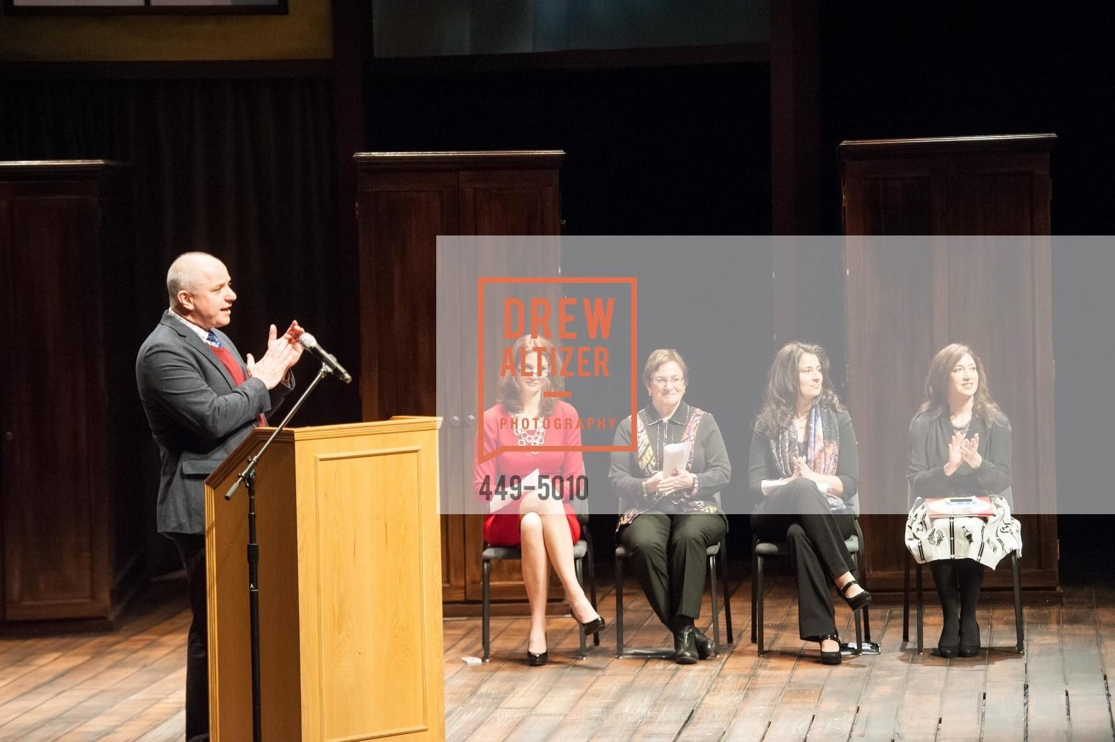 Phil Santora, Jenny Dearborn, Ann Bowers, Natalie Batalha, Randi Zuckerberg, Photo #449-5010