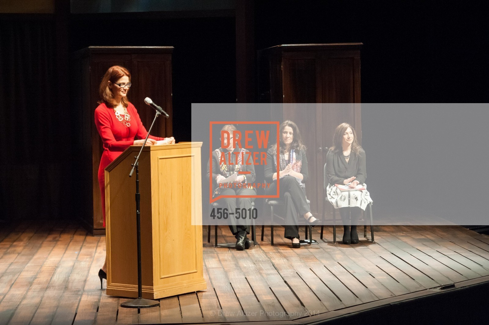 Jenny Dearborn, Ann Bowers, Natalie Batalha, Randi Zuckerberg, Photo #456-5010