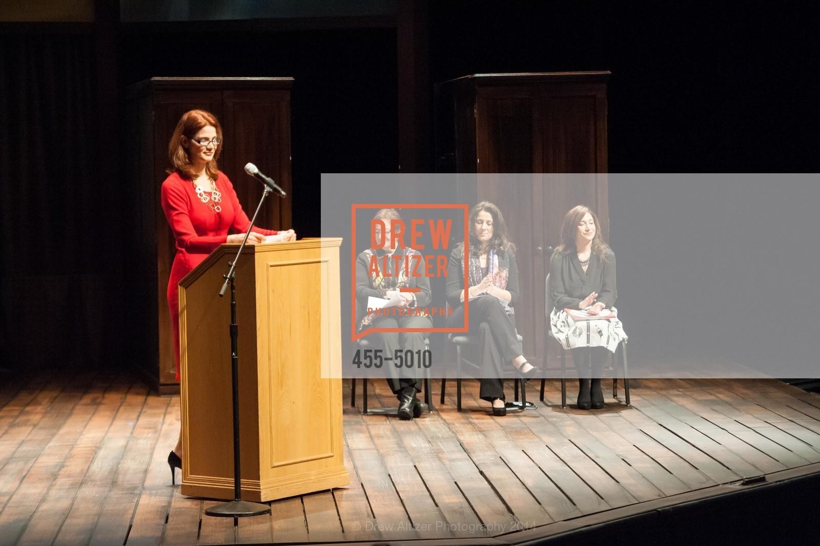 Jenny Dearborn, Ann Bowers, Natalie Batalha, Randi Zuckerberg, Photo #455-5010