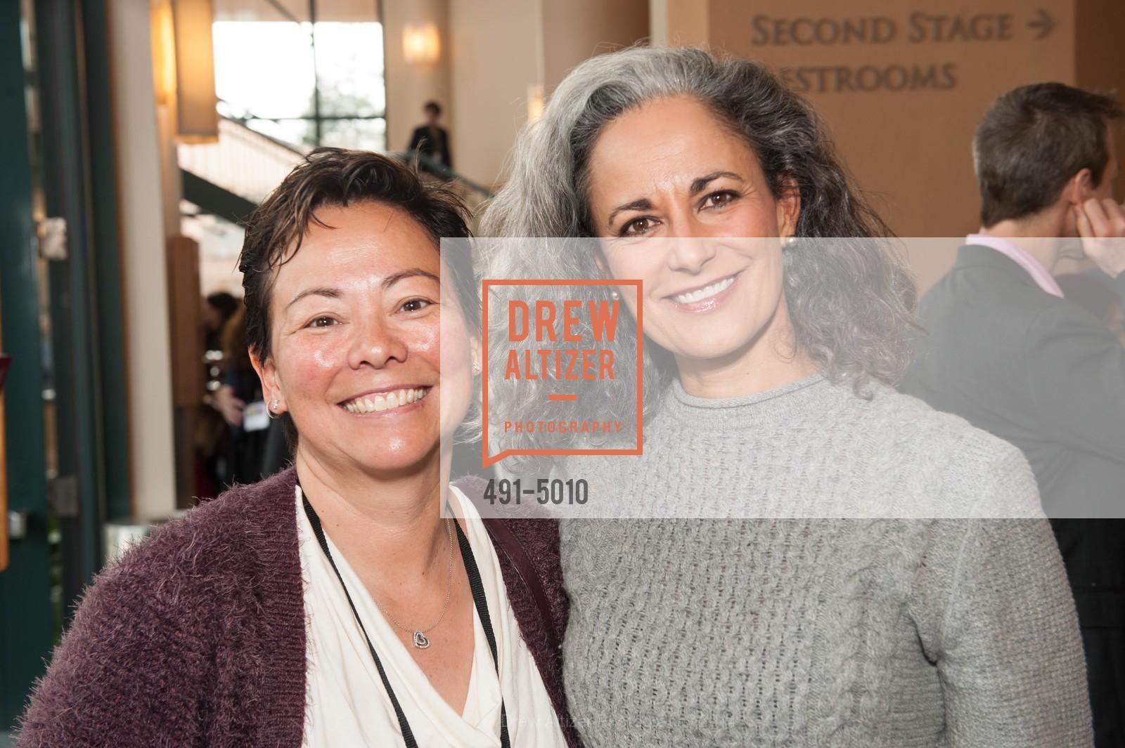 Linda Henton, Lisa Abeyounis, Photo #491-5010