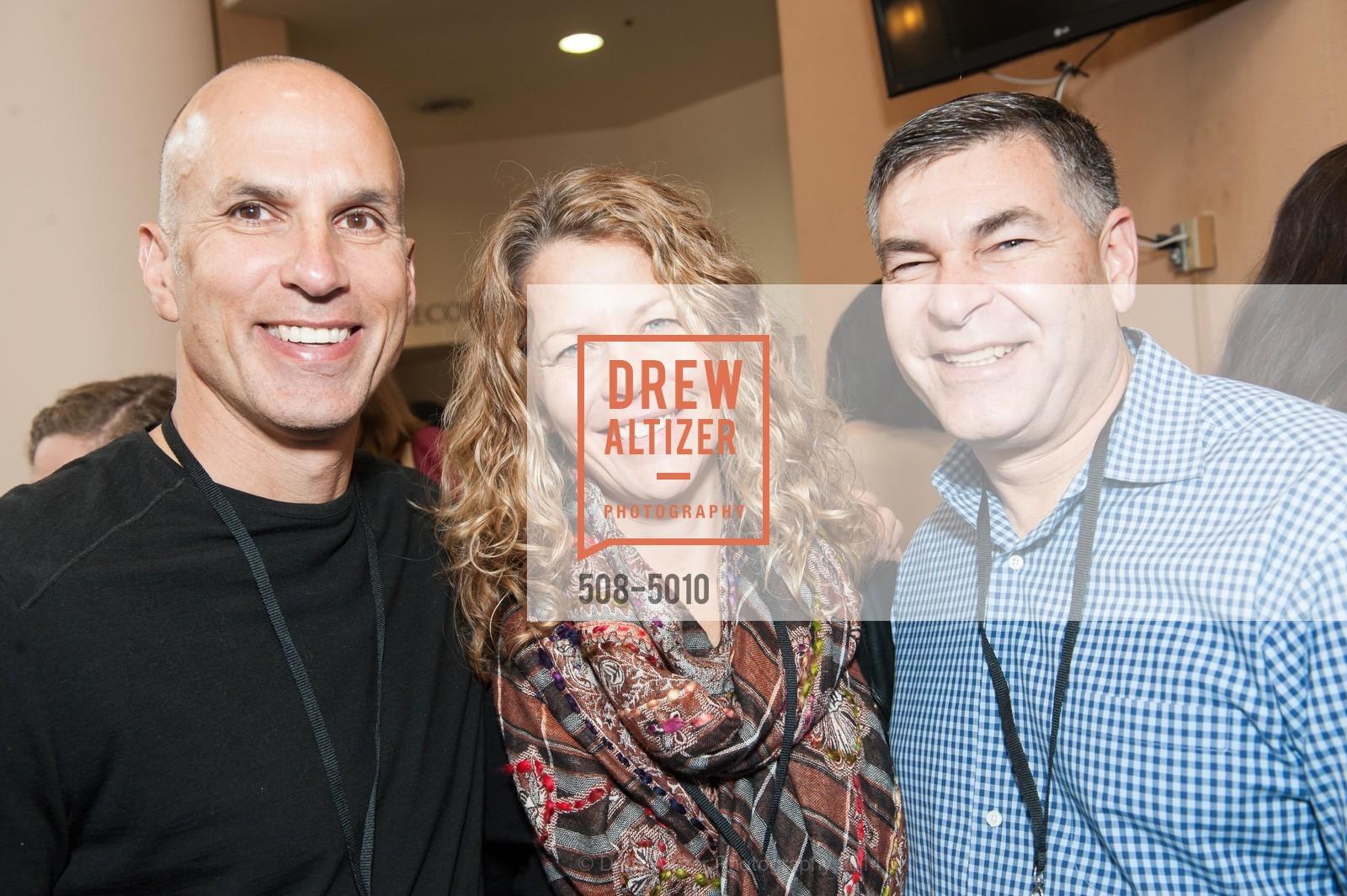 Bill Rossi, Lisen Stromberg, Michael Brown, Photo #508-5010