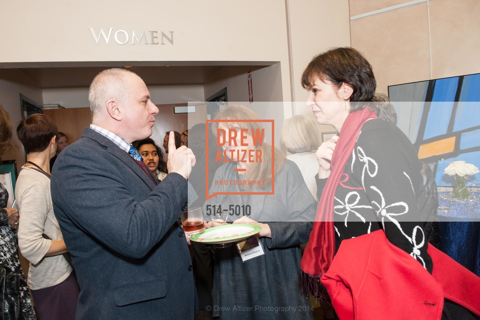 Phil Santora, Barbara Shapiro, Julie Kaufman, Photo #514-5010