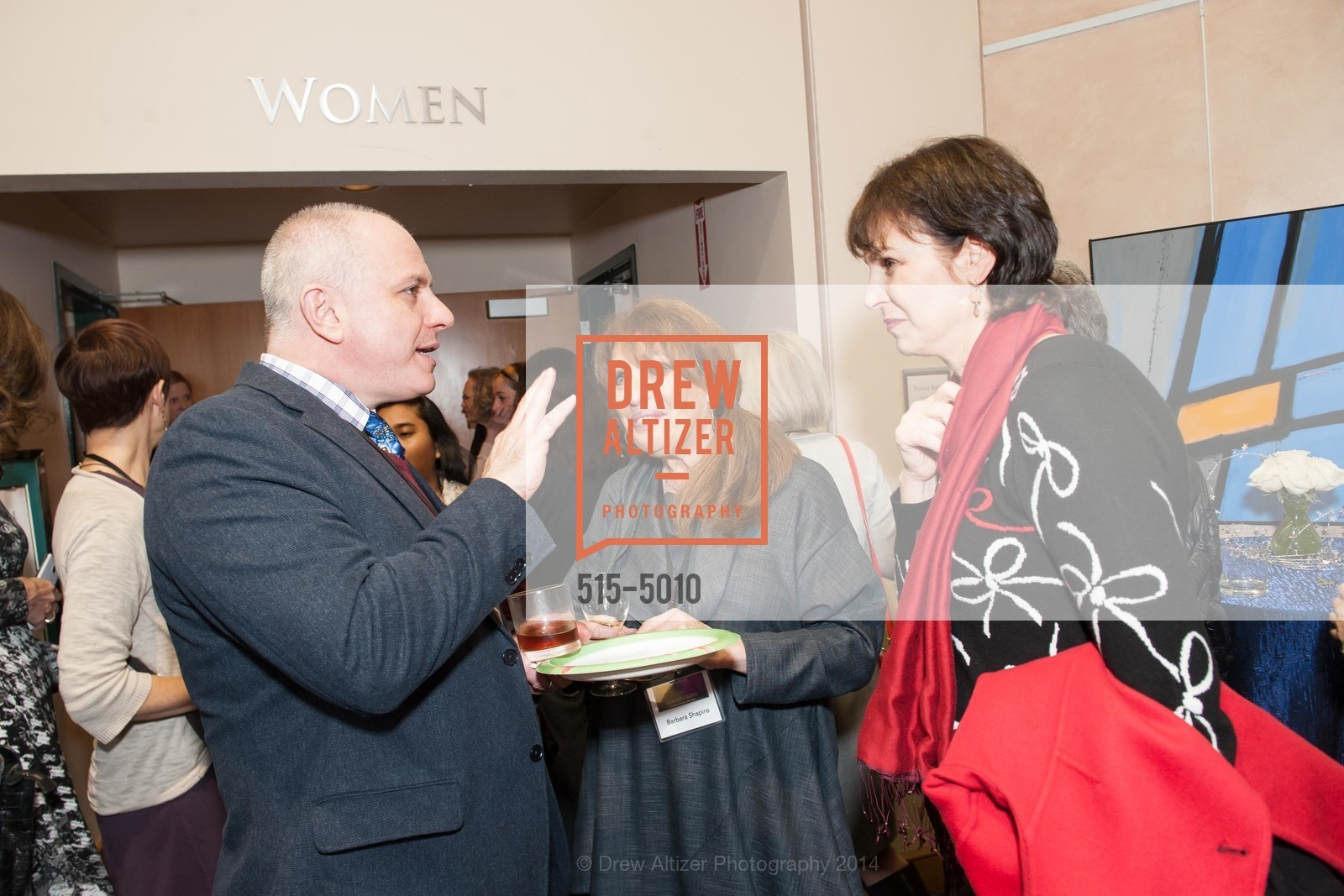 Phil Santora, Barbara Shapiro, Julie Kaufman, Photo #515-5010