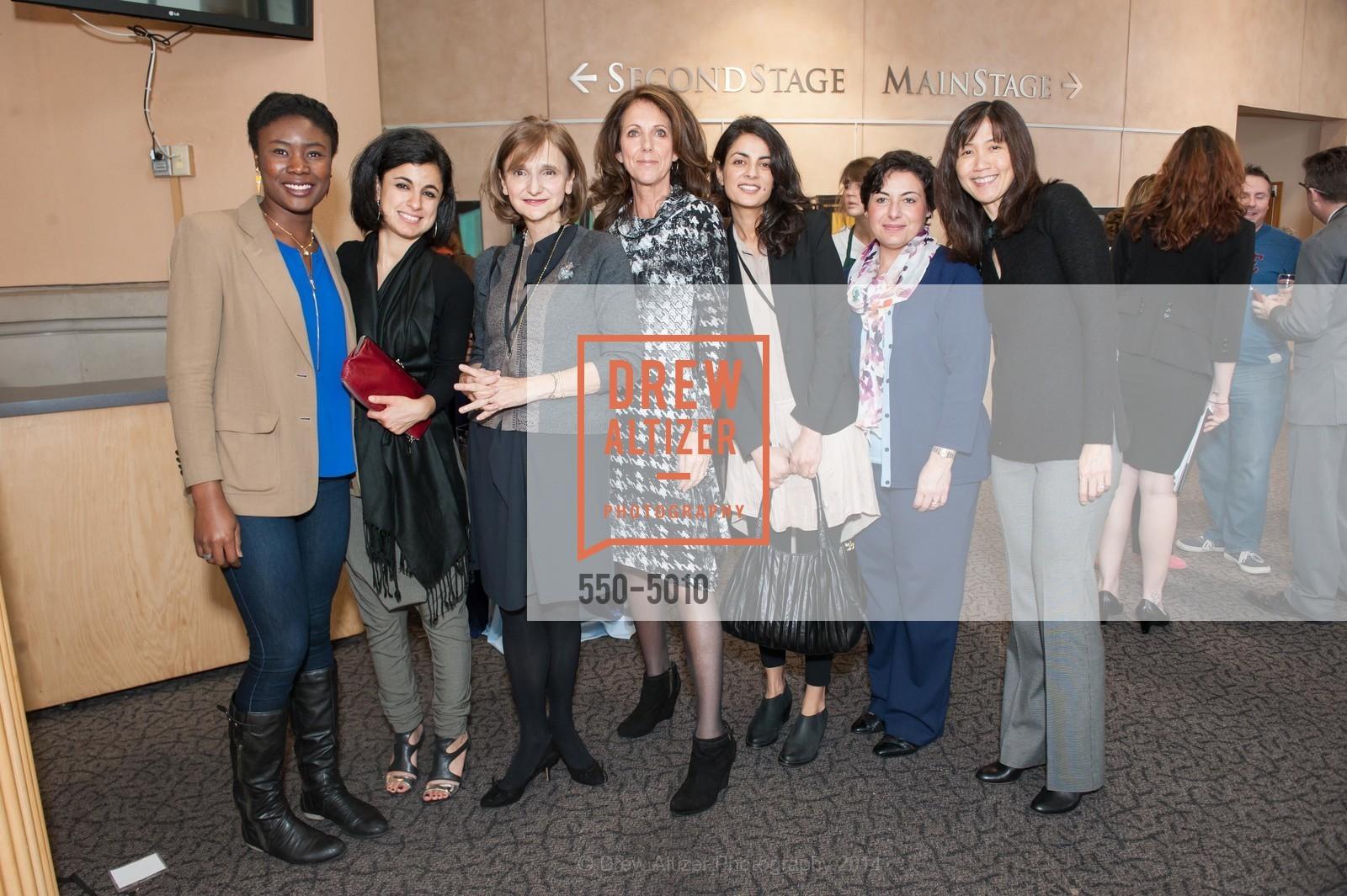 Adaeze Ezeh, Castale Jallassi, Nada Natiz, Mariam Umar, Michelle Chan, Photo #550-5010