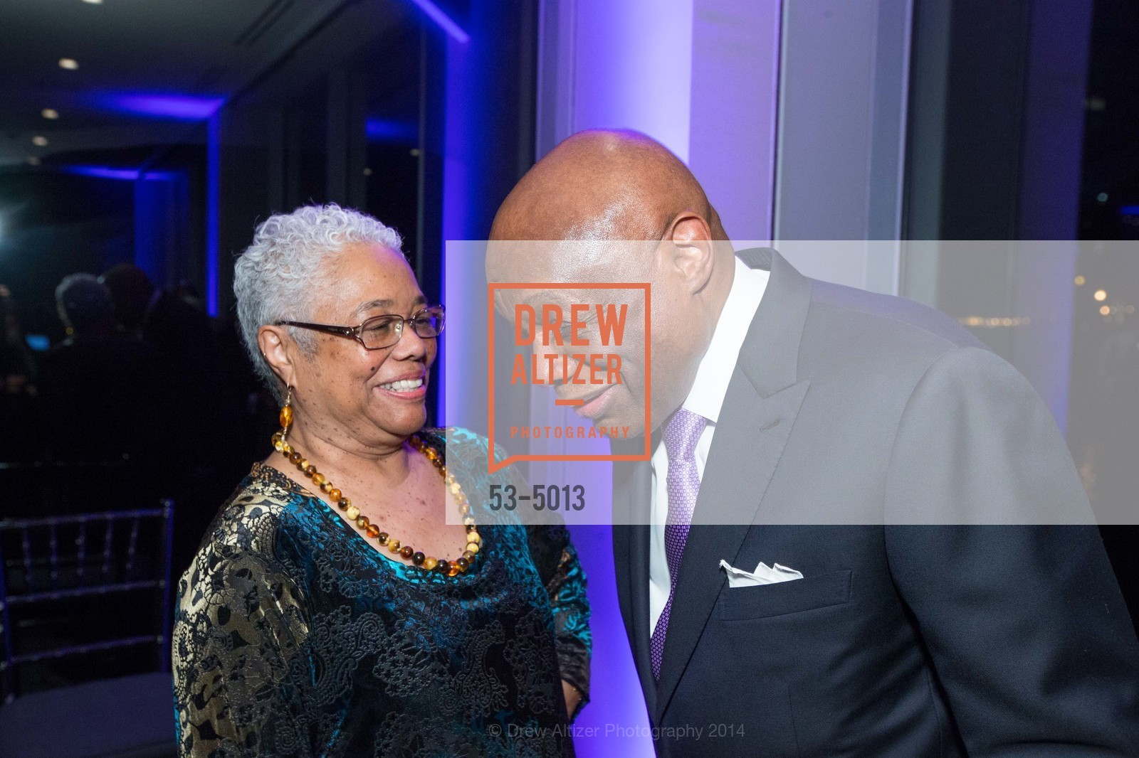 Blanche Brown, Willie Brown, Photo #53-5013