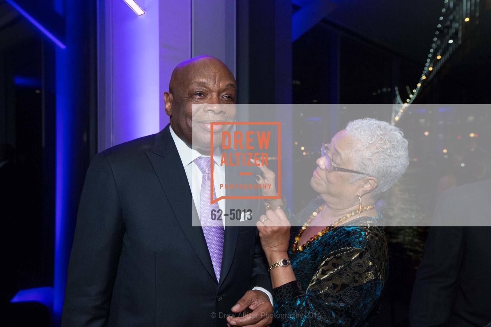 Willie Brown, Blanche Brown, Photo #62-5013