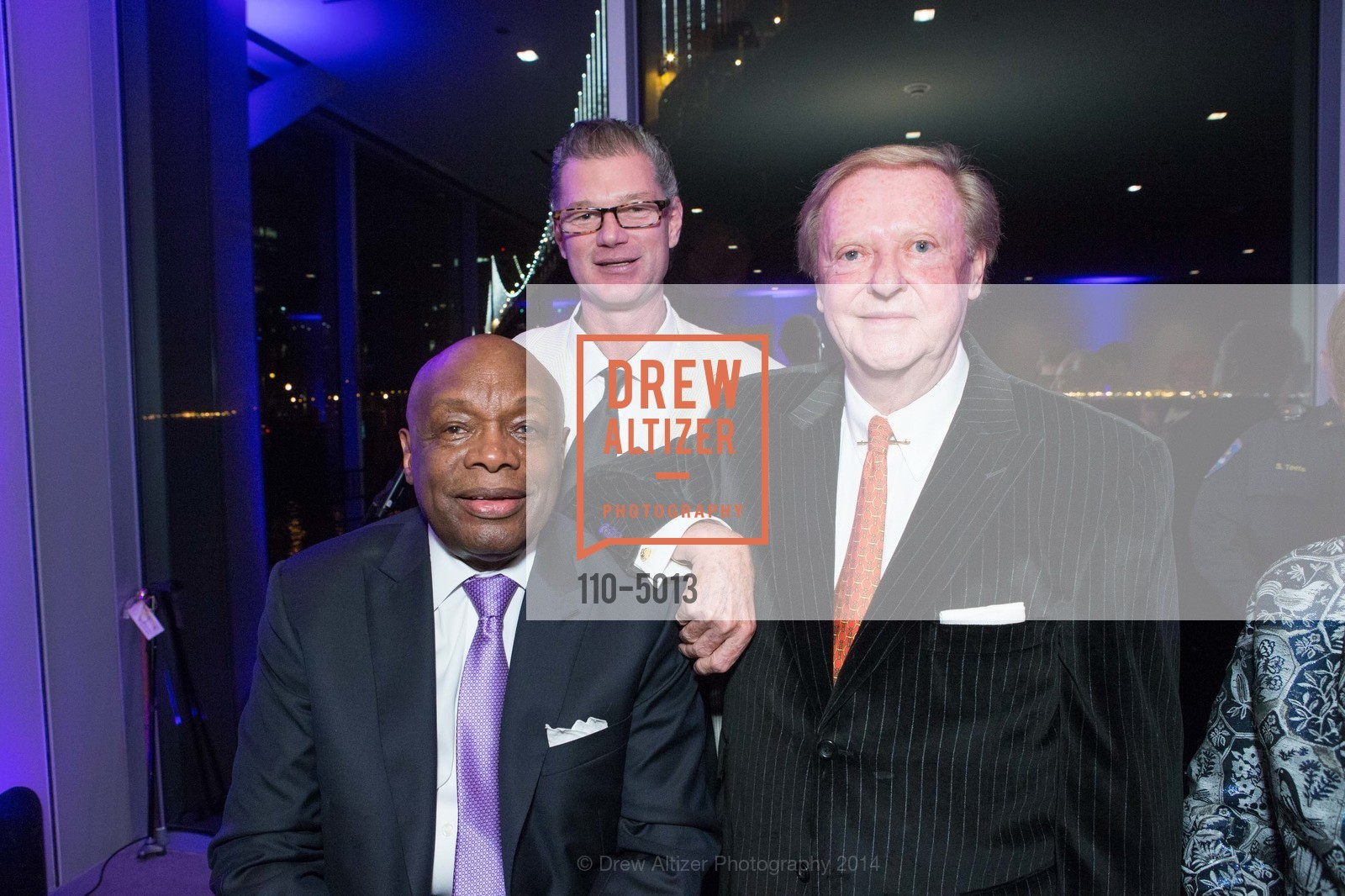 Willie Brown, Photo #110-5013