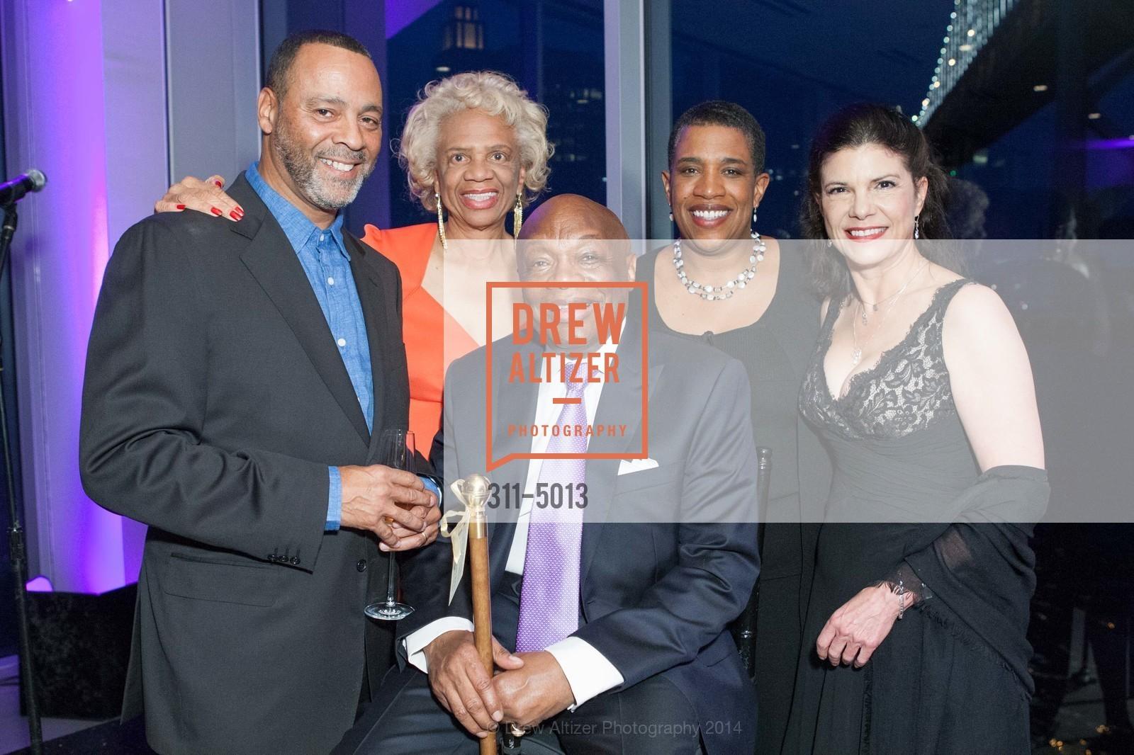 Willie Brown, Photo #311-5013