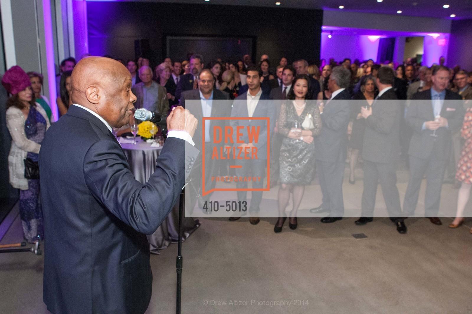 Willie Brown, Photo #410-5013