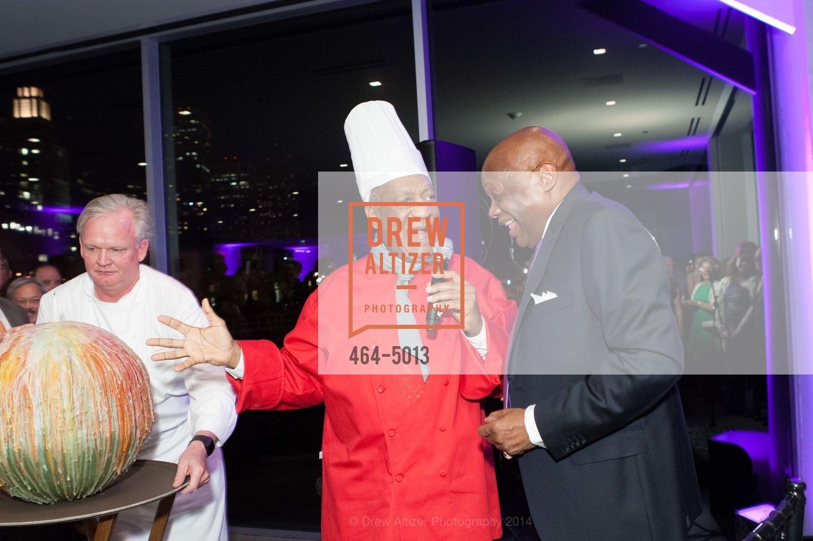 Bill Cosby, Willie Brown, Photo #464-5013