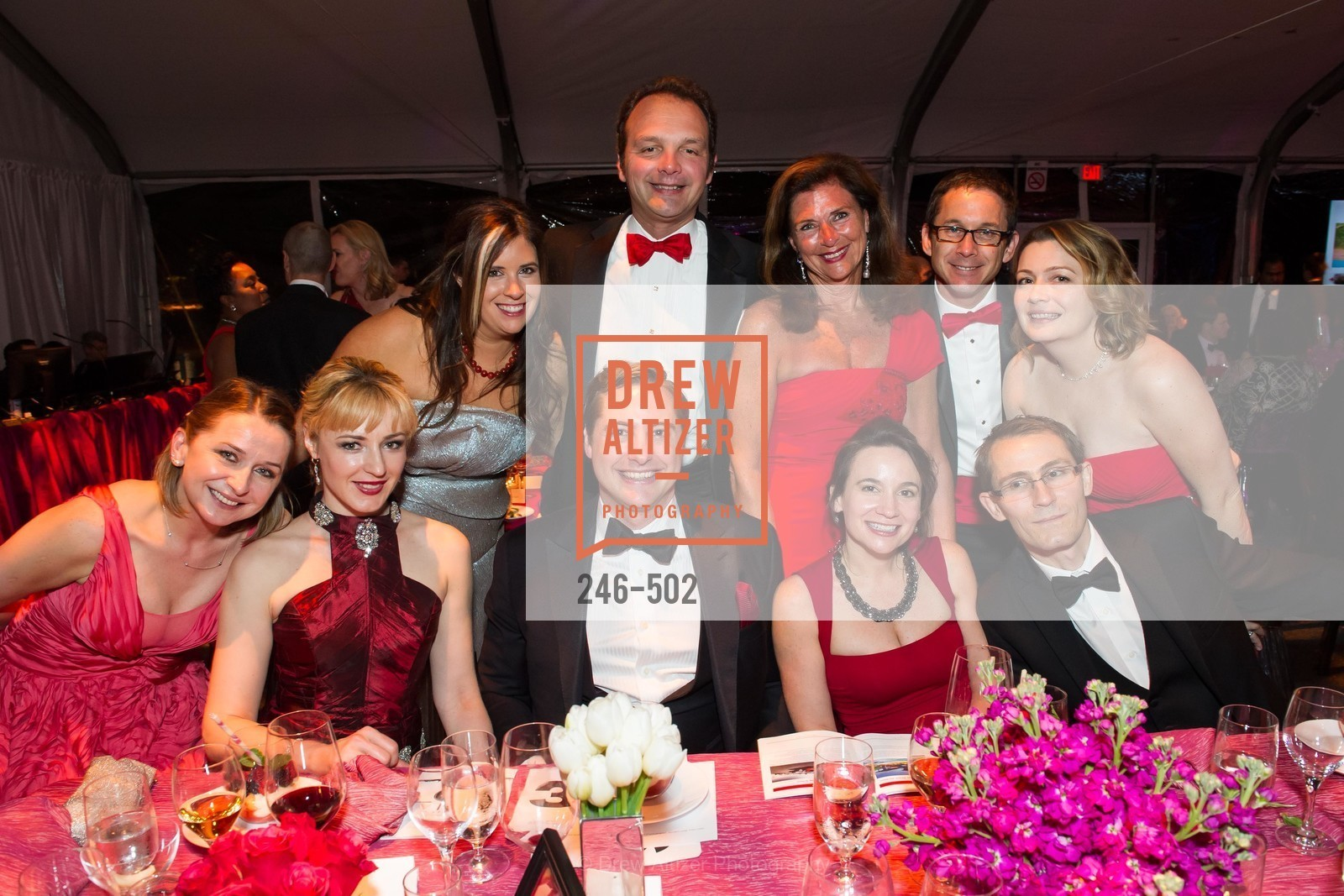 Anjelika Koulebakina, Liza Gustafson, Ashley de Smeth, Brian Gustafson, Guillaume Orliac, Linda Zider, 2014 RED CROSS Gala Honoring Paula Downey as the American Red Cross Bay Area Chapter Humanitarian CEO of the Year, US. Treasure Island (The Great Lawn), April 5th, 2014,Drew Altizer, Drew Altizer Photography, full-service agency, private events, San Francisco photographer, photographer california