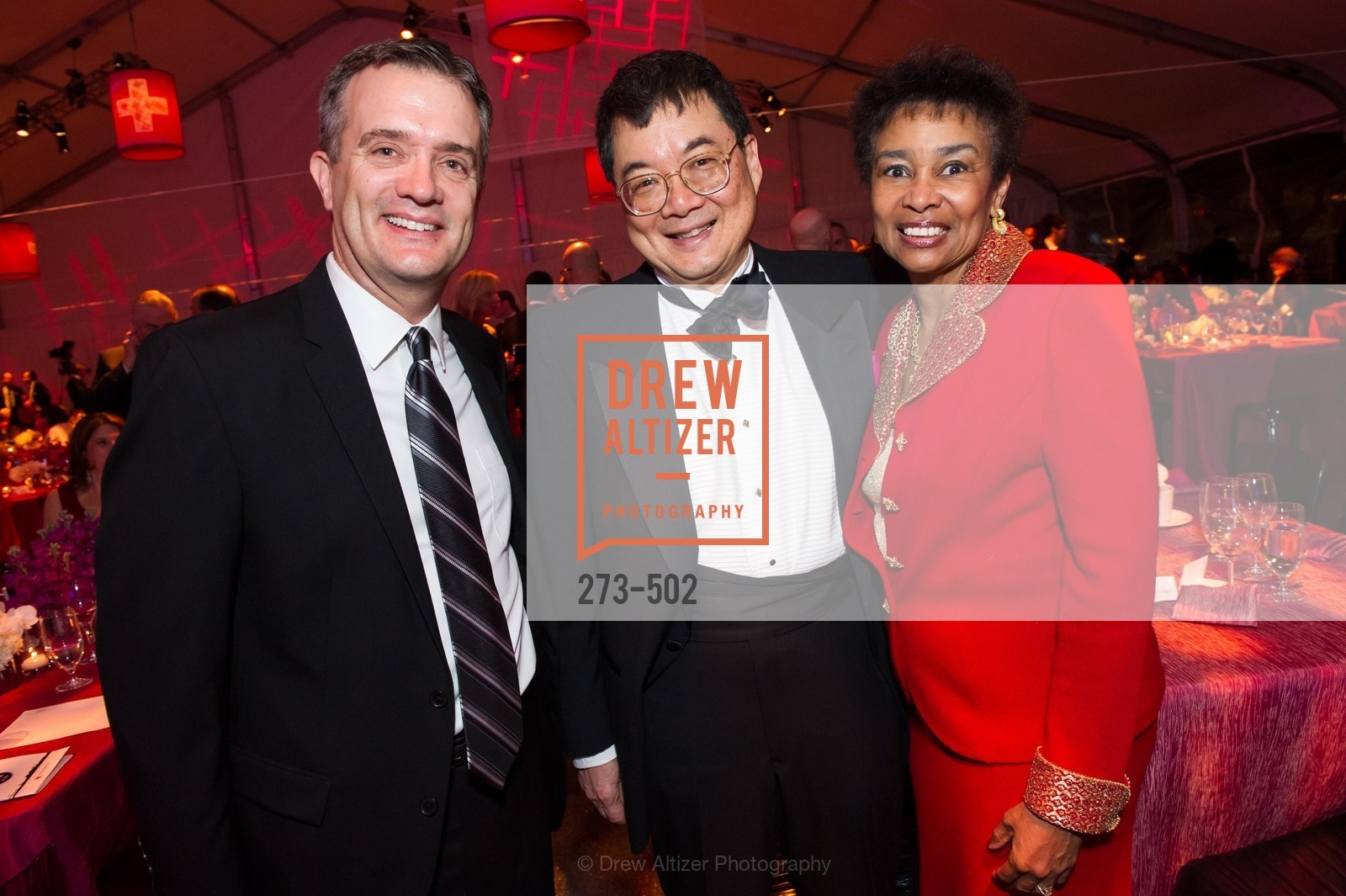 Bob Brown, Leo Soong, Anette Harris, 2014 RED CROSS Gala Honoring Paula Downey as the American Red Cross Bay Area Chapter Humanitarian CEO of the Year, US. Treasure Island (The Great Lawn), April 5th, 2014,Drew Altizer, Drew Altizer Photography, full-service agency, private events, San Francisco photographer, photographer california