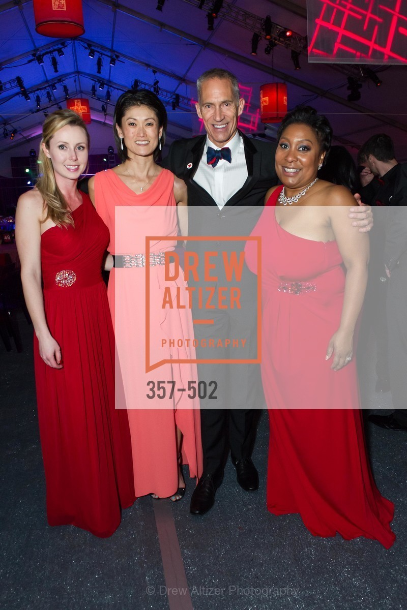 Donna Souza, Vanessa Chan, Mark Cloutier, Gwyneth Borden, 2014 RED CROSS Gala Honoring Paula Downey as the American Red Cross Bay Area Chapter Humanitarian CEO of the Year, US. Treasure Island (The Great Lawn), April 5th, 2014,Drew Altizer, Drew Altizer Photography, full-service agency, private events, San Francisco photographer, photographer california