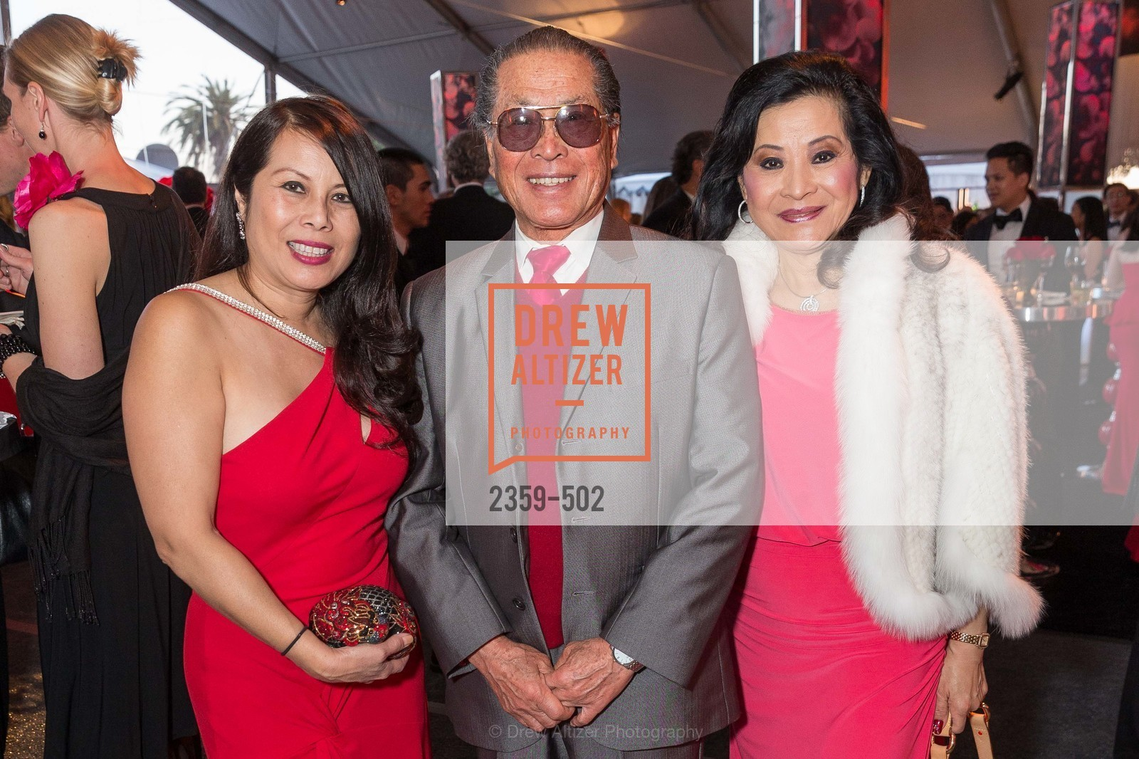 Sharon Seto, Stephen Lee, Sophia Sun, 2014 RED CROSS Gala Honoring Paula Downey as the American Red Cross Bay Area Chapter Humanitarian CEO of the Year, US. Treasure Island (The Great Lawn), April 5th, 2014,Drew Altizer, Drew Altizer Photography, full-service agency, private events, San Francisco photographer, photographer california