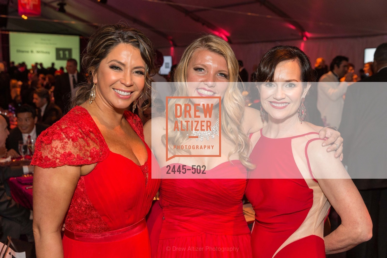 Maria Barrios, April Zickerson, V'Anne Singleton, 2014 RED CROSS Gala Honoring Paula Downey as the American Red Cross Bay Area Chapter Humanitarian CEO of the Year, US. Treasure Island (The Great Lawn), April 5th, 2014,Drew Altizer, Drew Altizer Photography, full-service agency, private events, San Francisco photographer, photographer california
