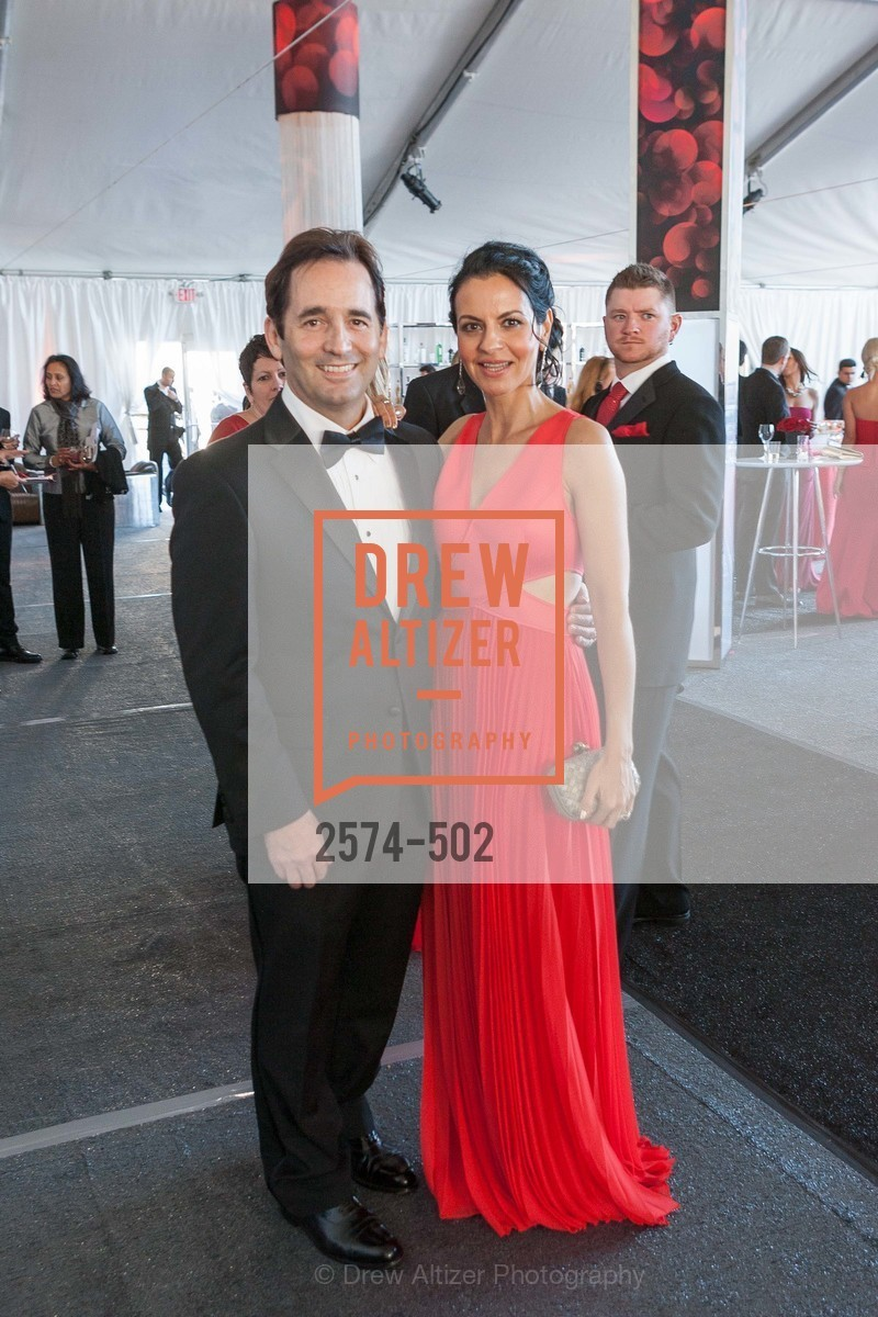 Jerry Guay, Dilara Saatci-Guay, 2014 RED CROSS Gala Honoring Paula Downey as the American Red Cross Bay Area Chapter Humanitarian CEO of the Year, US. Treasure Island (The Great Lawn), April 5th, 2014,Drew Altizer, Drew Altizer Photography, full-service agency, private events, San Francisco photographer, photographer california