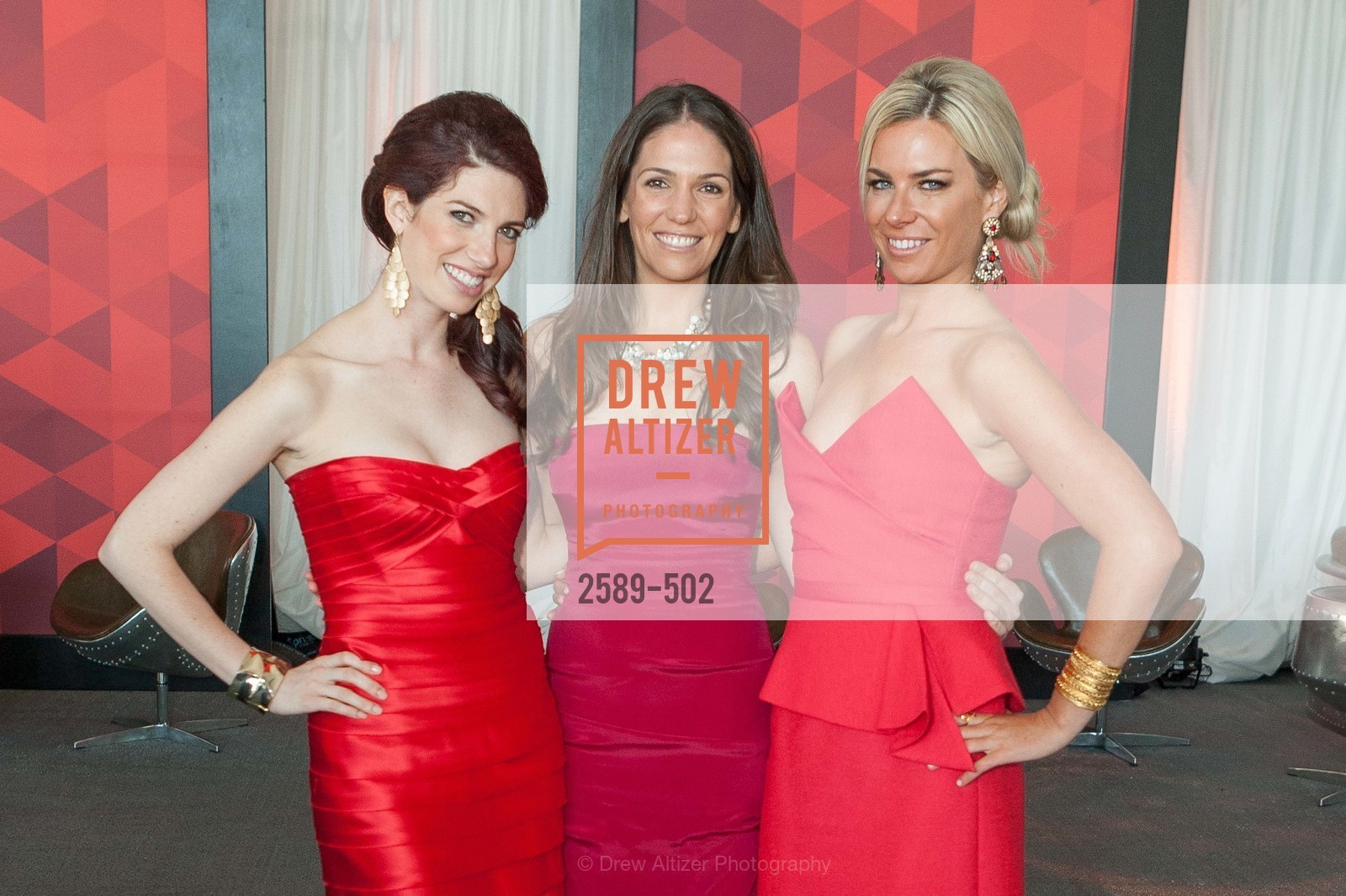 Jessica Young, Susie Hall, Colby Hallen, 2014 RED CROSS Gala Honoring Paula Downey as the American Red Cross Bay Area Chapter Humanitarian CEO of the Year, US. Treasure Island (The Great Lawn), April 5th, 2014