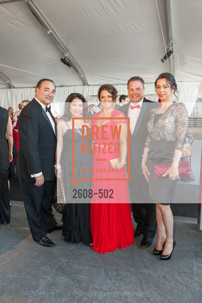 Bill Diapoulos, Samara Diapoulos, Maria Barrios, Richard Ehmer, Midori Inagaki, 2014 RED CROSS Gala Honoring Paula Downey as the American Red Cross Bay Area Chapter Humanitarian CEO of the Year, US. Treasure Island (The Great Lawn), April 5th, 2014,Drew Altizer, Drew Altizer Photography, full-service agency, private events, San Francisco photographer, photographer california