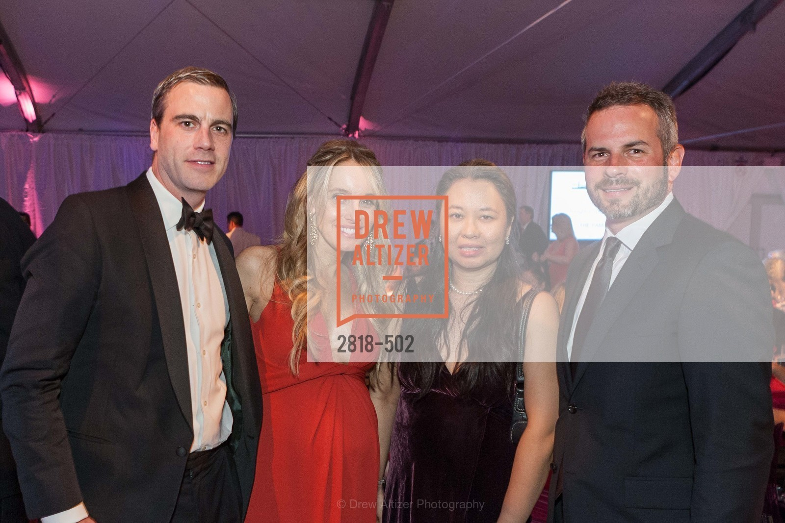 Jonathan Haswell, Lindsey Haswell, Katherina Lee, Alan Cruciani, 2014 RED CROSS Gala Honoring Paula Downey as the American Red Cross Bay Area Chapter Humanitarian CEO of the Year, US. Treasure Island (The Great Lawn), April 5th, 2014,Drew Altizer, Drew Altizer Photography, full-service agency, private events, San Francisco photographer, photographer california
