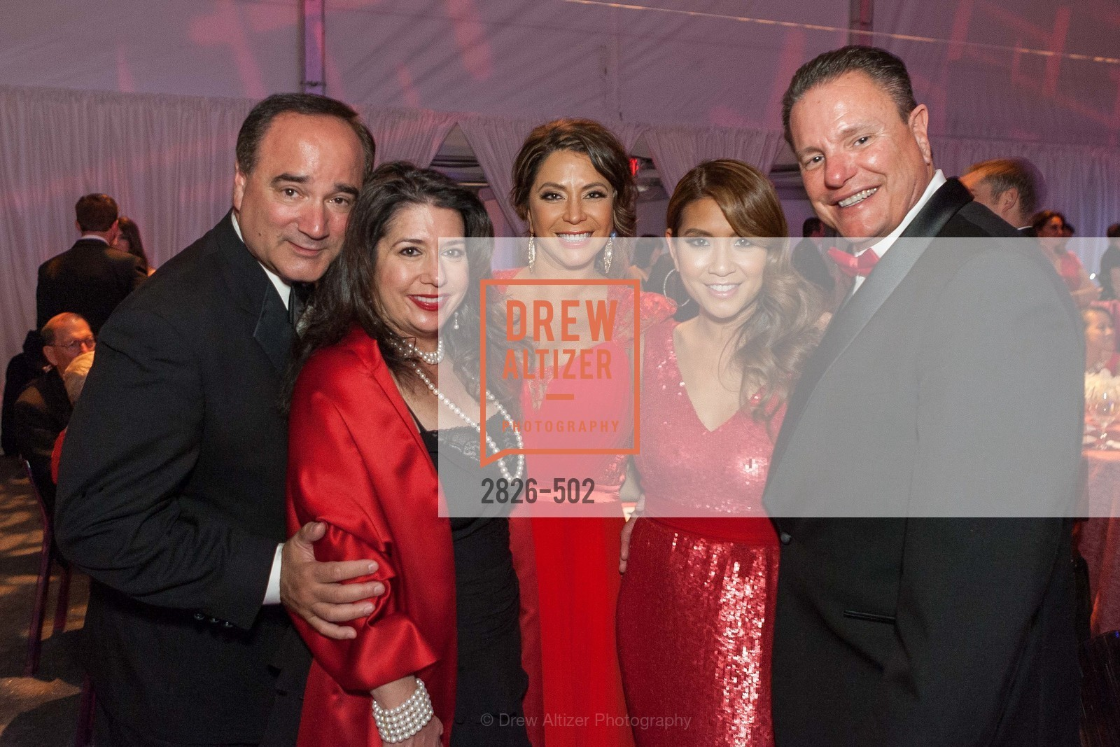 Bill Diapoulos, Samara Diapoulos, Maria Barrios, Lillian Phan, Richard Ehmer, 2014 RED CROSS Gala Honoring Paula Downey as the American Red Cross Bay Area Chapter Humanitarian CEO of the Year, US. Treasure Island (The Great Lawn), April 5th, 2014,Drew Altizer, Drew Altizer Photography, full-service agency, private events, San Francisco photographer, photographer california