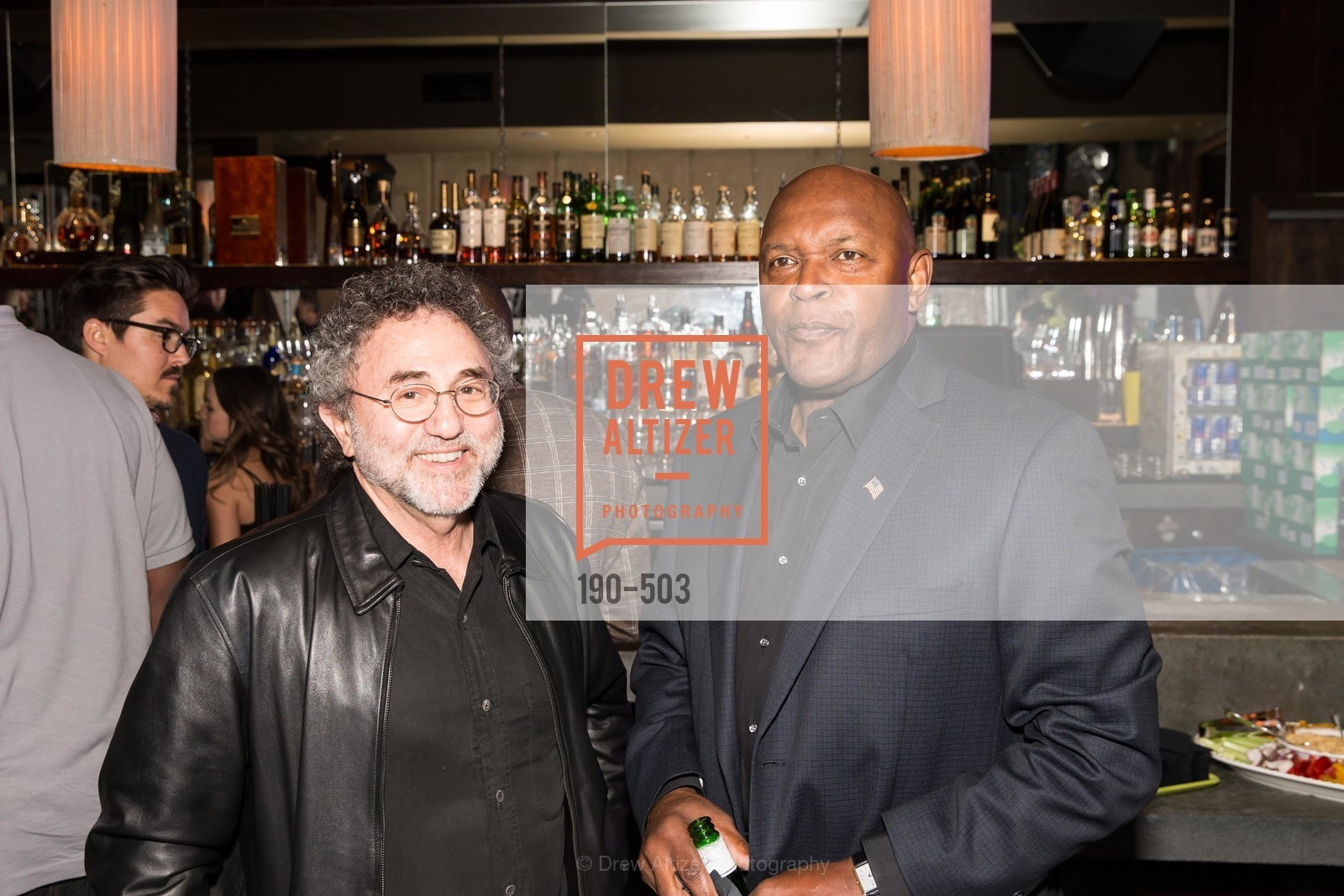 Gerry Schwartzbach, Vida Blue, NFL CELEBRITY Bartending Event, US. US, April 7th, 2014,Drew Altizer, Drew Altizer Photography, full-service agency, private events, San Francisco photographer, photographer california
