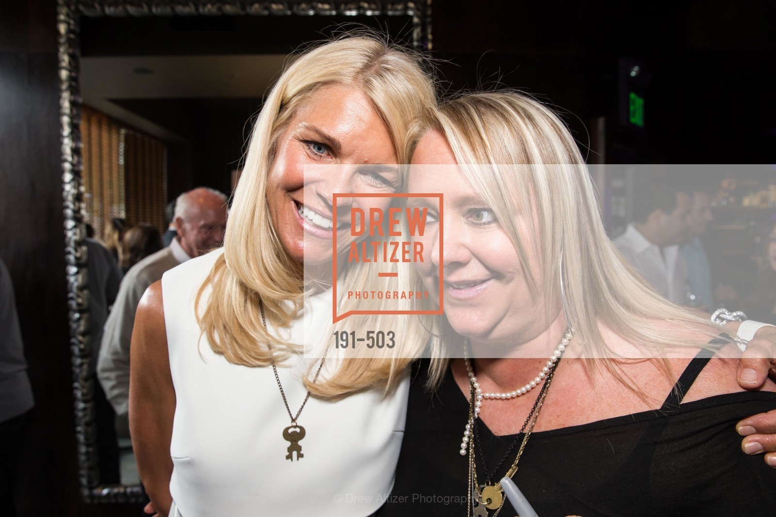 Jennifer Montana, Lori Puccinelli Stern, NFL CELEBRITY Bartending Event, US. US, April 7th, 2014,Drew Altizer, Drew Altizer Photography, full-service agency, private events, San Francisco photographer, photographer california