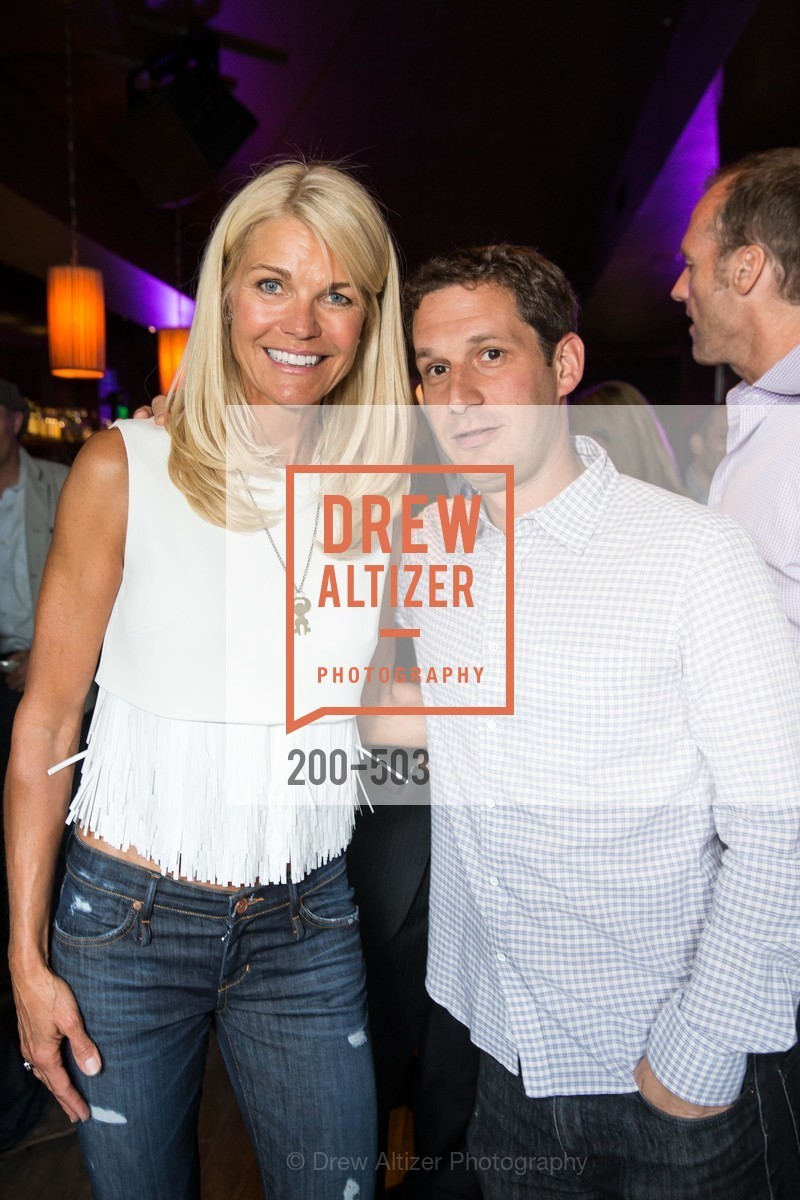 Jennifer Montana, Daniel Lurie, NFL CELEBRITY Bartending Event, US. US, April 7th, 2014,Drew Altizer, Drew Altizer Photography, full-service agency, private events, San Francisco photographer, photographer california
