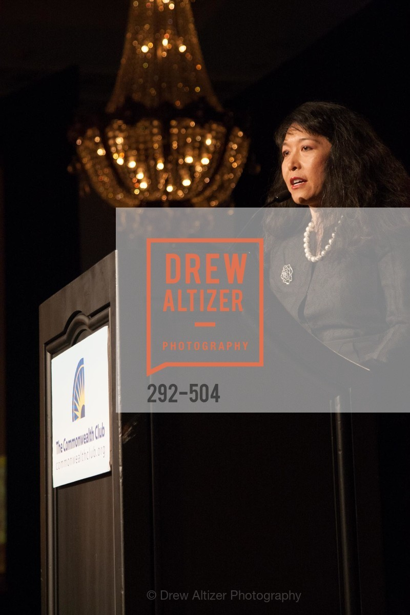 Anna Mok, COMMONWEALTH CLUB'S Annual Distinguished Citizen Award Dinner, US. US, April 8th, 2014,Drew Altizer, Drew Altizer Photography, full-service agency, private events, San Francisco photographer, photographer california