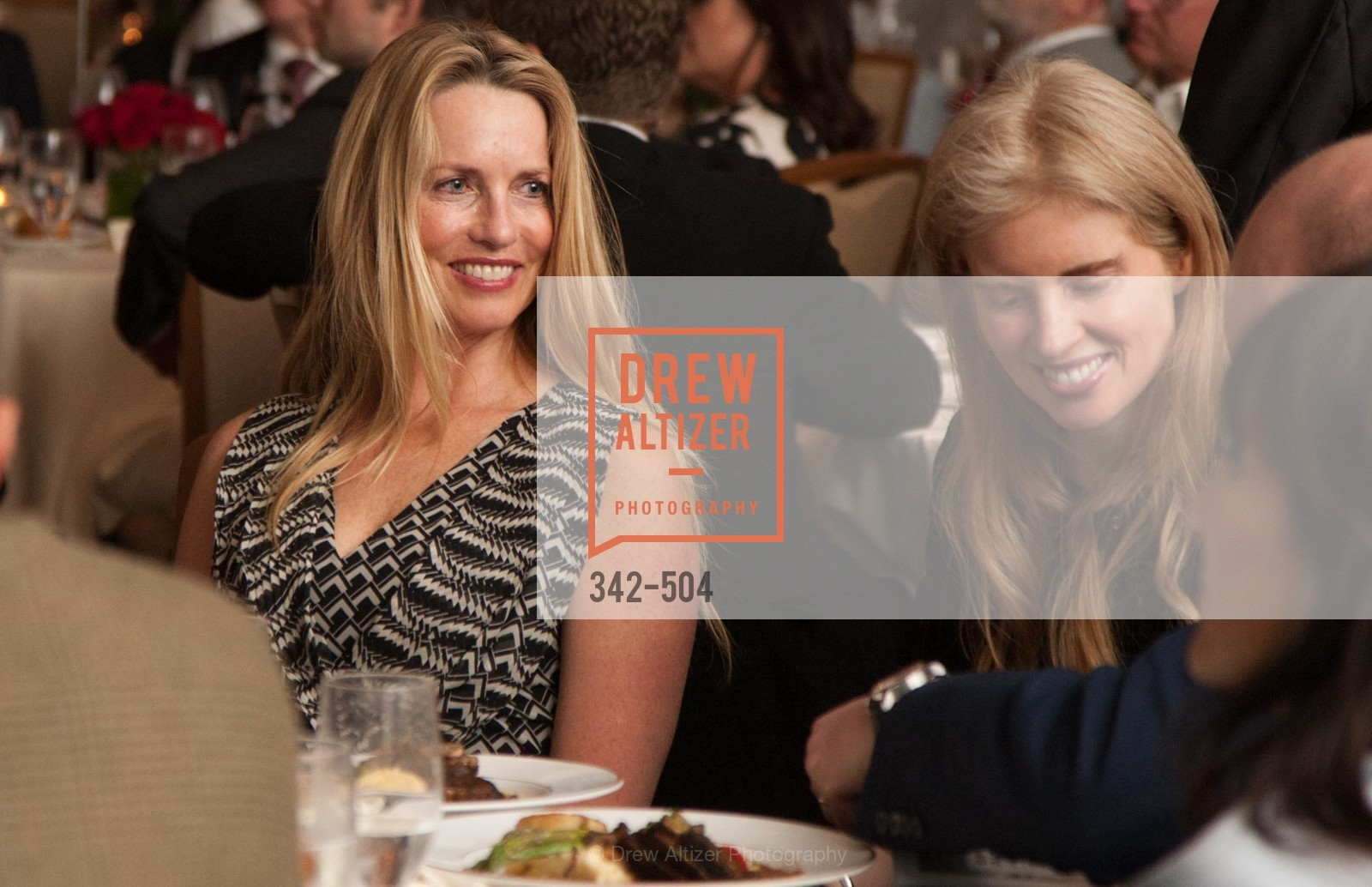 Laurene Powell Jobs, Laura Arrillaga-Andreessen, COMMONWEALTH CLUB'S Annual Distinguished Citizen Award Dinner, US. US, April 8th, 2014,Drew Altizer, Drew Altizer Photography, full-service agency, private events, San Francisco photographer, photographer california