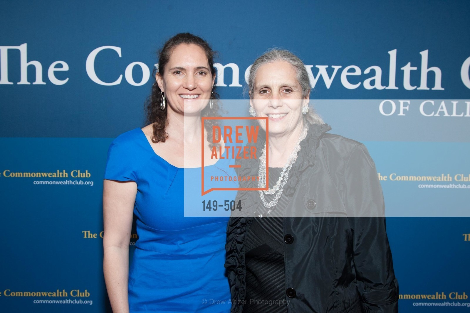 Leslie Garvin, Gloria Duffy, COMMONWEALTH CLUB'S Annual Distinguished Citizen Award Dinner, US. US, April 8th, 2014,Drew Altizer, Drew Altizer Photography, full-service agency, private events, San Francisco photographer, photographer california