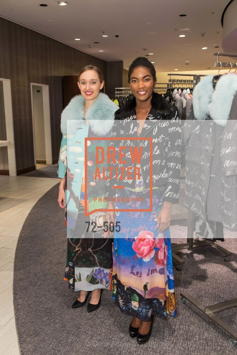 Katrina Sperry, Sydney Reed, Libertine Cocktail Party at Neiman Marcus, Neiman Marcus, November 10th, 2015,Drew Altizer, Drew Altizer Photography, full-service agency, private events, San Francisco photographer, photographer california