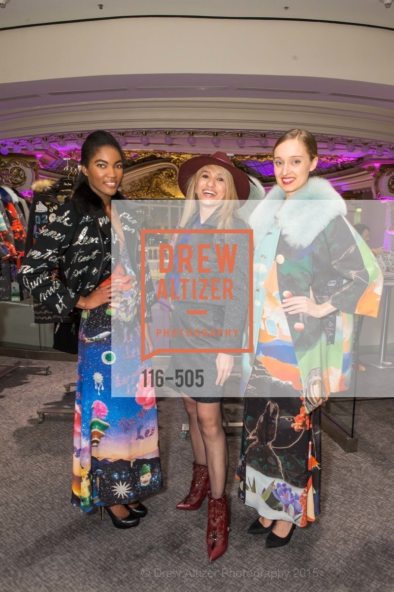 Sydney Reed, Navid Armstrong, Katrina Sperry, Libertine Cocktail Party at Neiman Marcus, Neiman Marcus, November 10th, 2015,Drew Altizer, Drew Altizer Photography, full-service agency, private events, San Francisco photographer, photographer california
