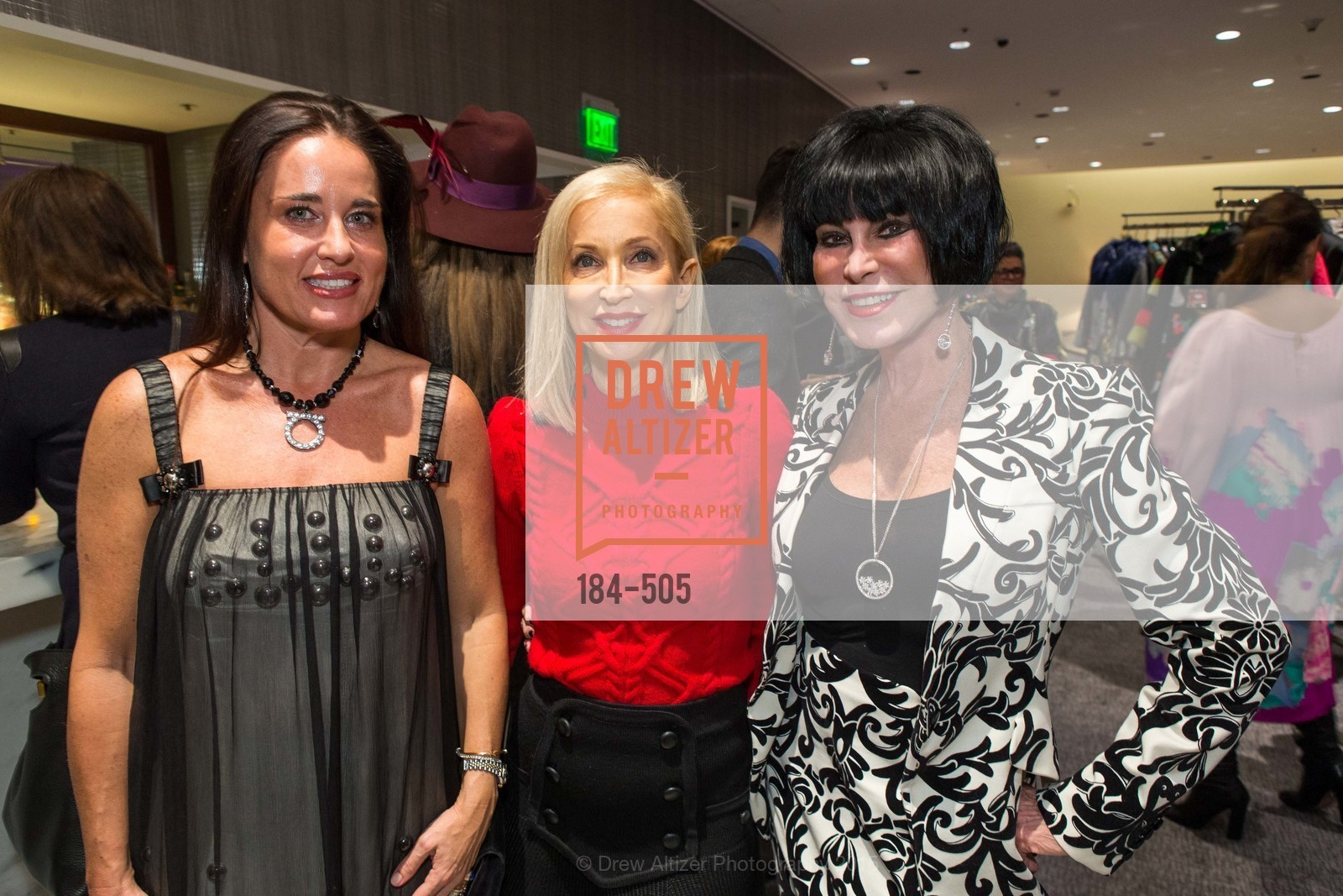 Natalia Urrutia, Shelley Gordon, Marilyn Cabak, Libertine Cocktail Party at Neiman Marcus, Neiman Marcus, November 10th, 2015,Drew Altizer, Drew Altizer Photography, full-service agency, private events, San Francisco photographer, photographer california