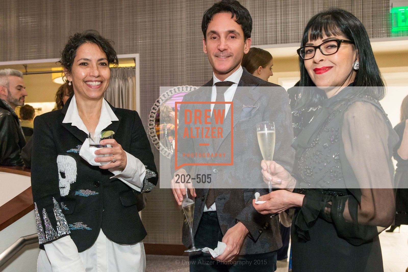 Maya Meux, James Krohn, Libertine Cocktail Party at Neiman Marcus, Neiman Marcus, November 10th, 2015,Drew Altizer, Drew Altizer Photography, full-service agency, private events, San Francisco photographer, photographer california
