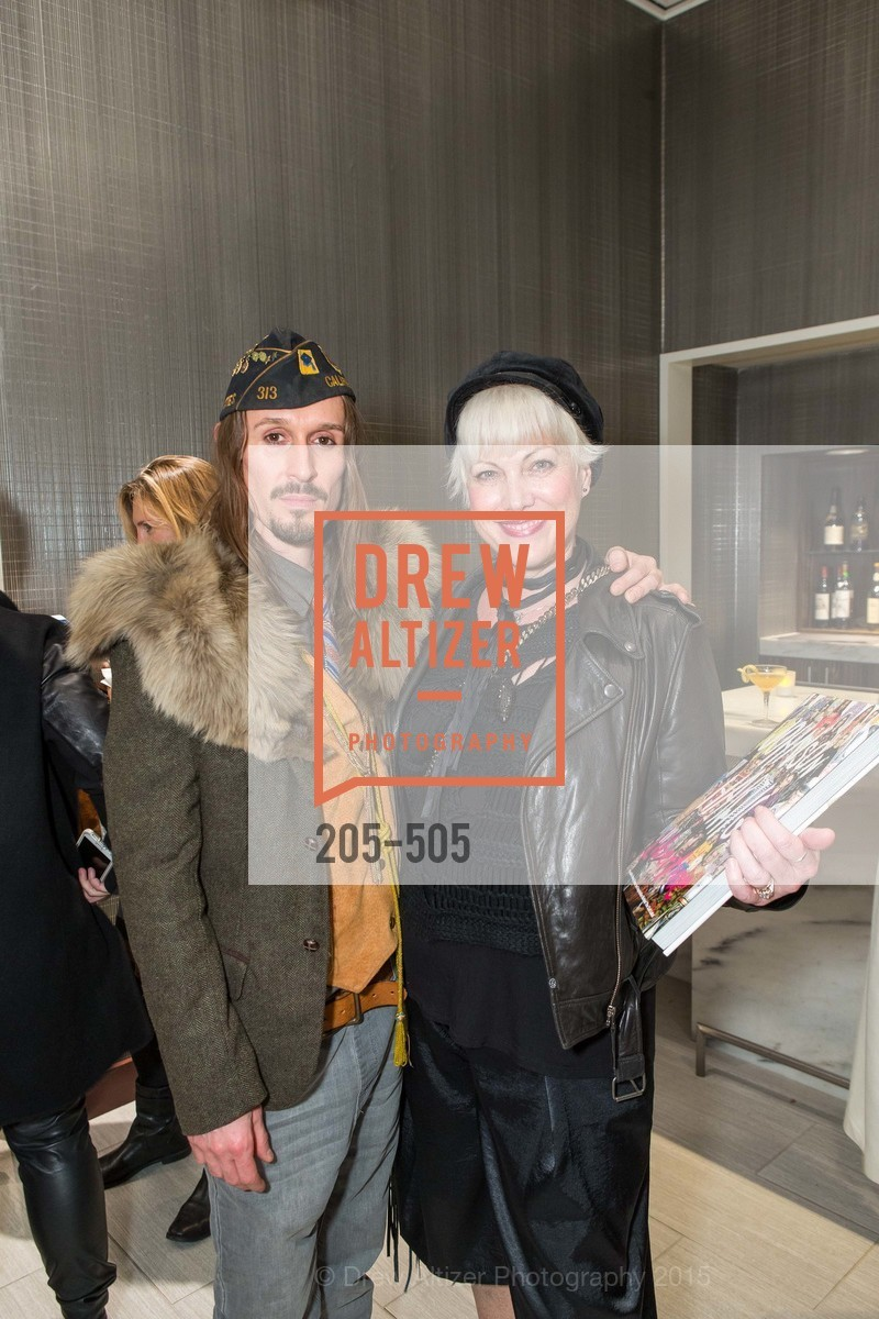 Thomas Klann, Glenda Darling, Libertine Cocktail Party at Neiman Marcus, Neiman Marcus, November 10th, 2015,Drew Altizer, Drew Altizer Photography, full-service agency, private events, San Francisco photographer, photographer california