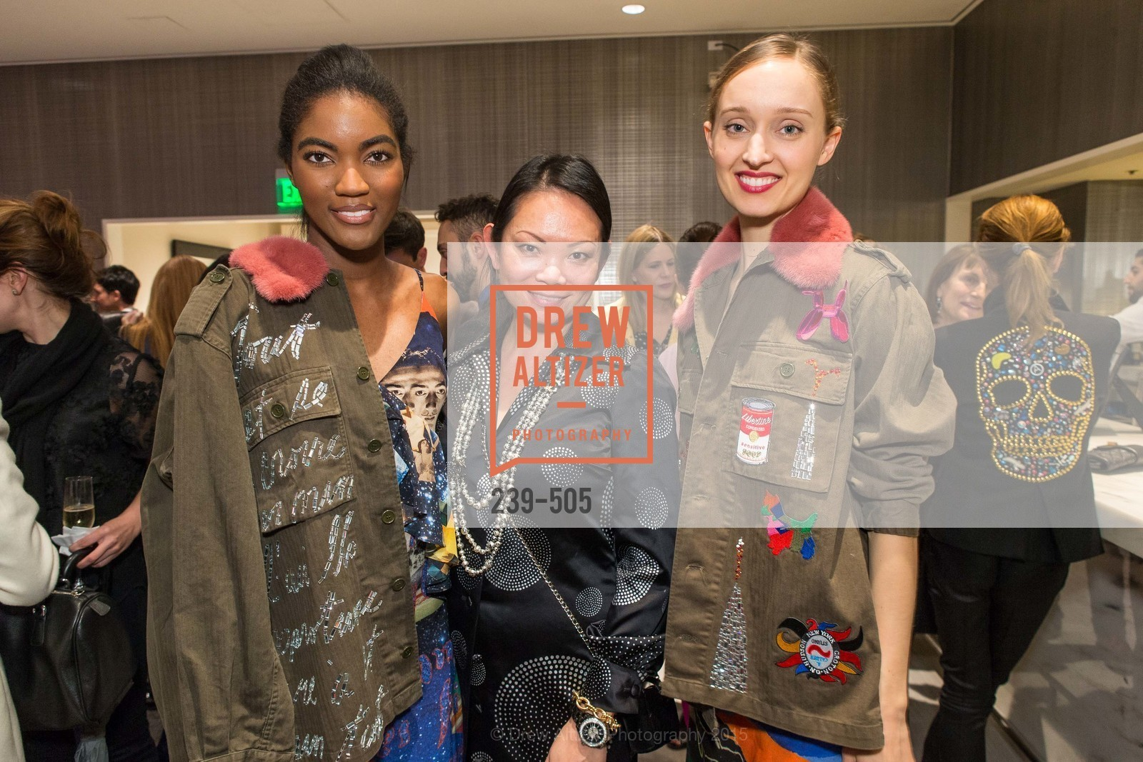 Sydney Reed, Genie Huh, Katrina Sperry, Libertine Cocktail Party at Neiman Marcus, Neiman Marcus, November 10th, 2015,Drew Altizer, Drew Altizer Photography, full-service agency, private events, San Francisco photographer, photographer california